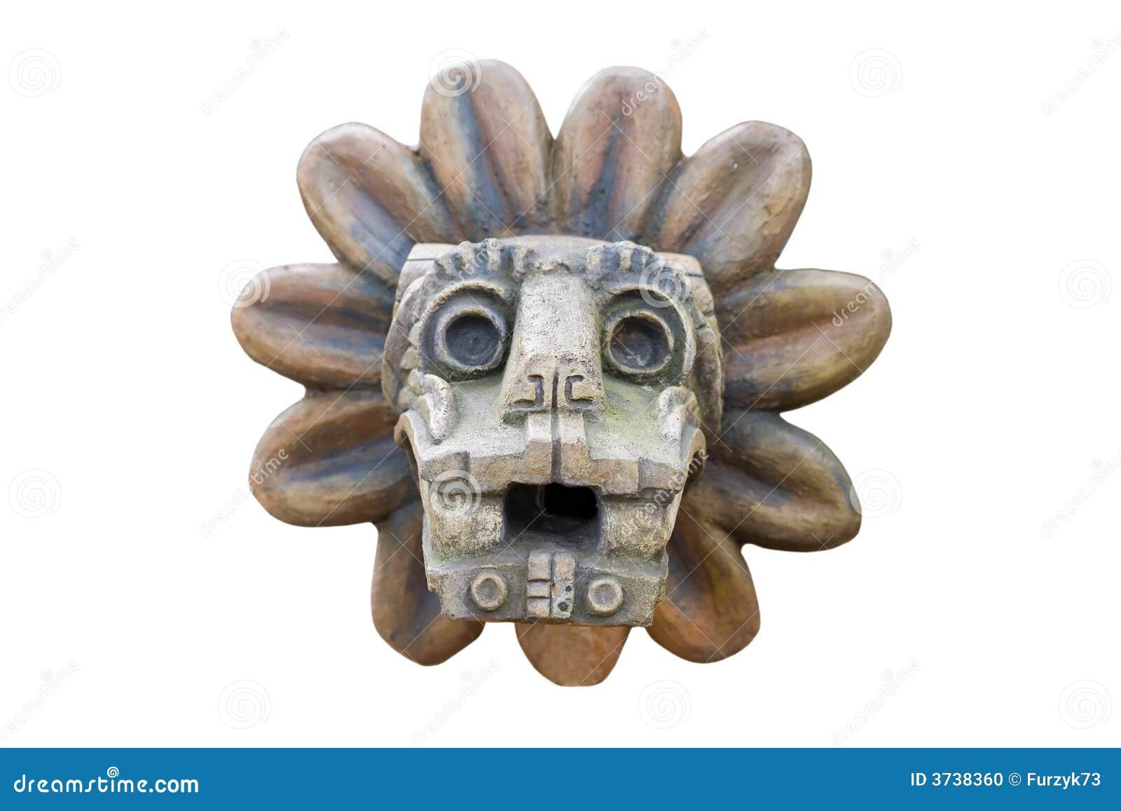 Alte aztekische Entlastung