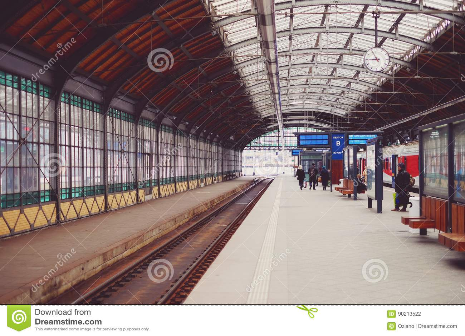 Alte Bahnstation