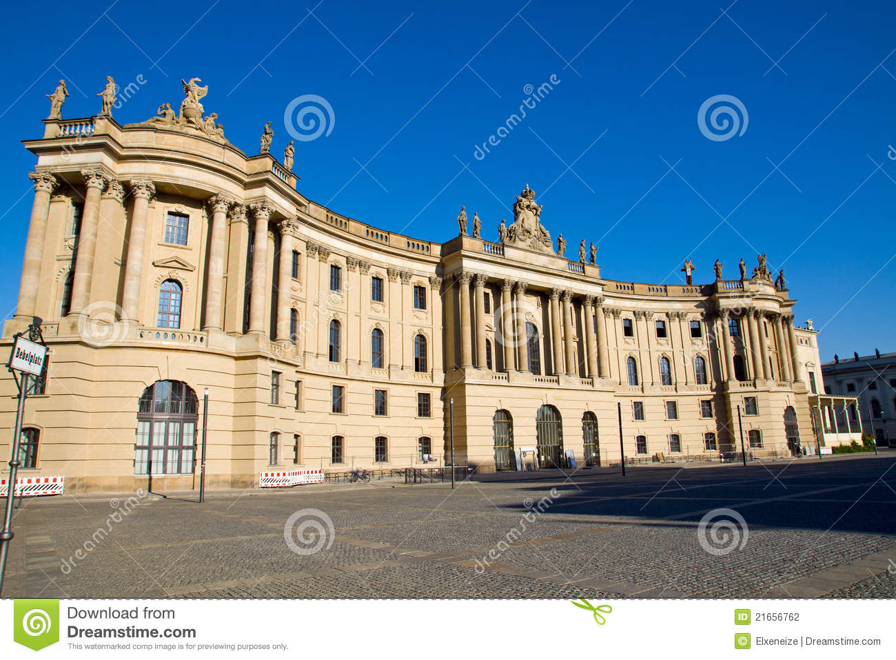 the alte bibliothek in berlin stock photo image 21656762. Black Bedroom Furniture Sets. Home Design Ideas