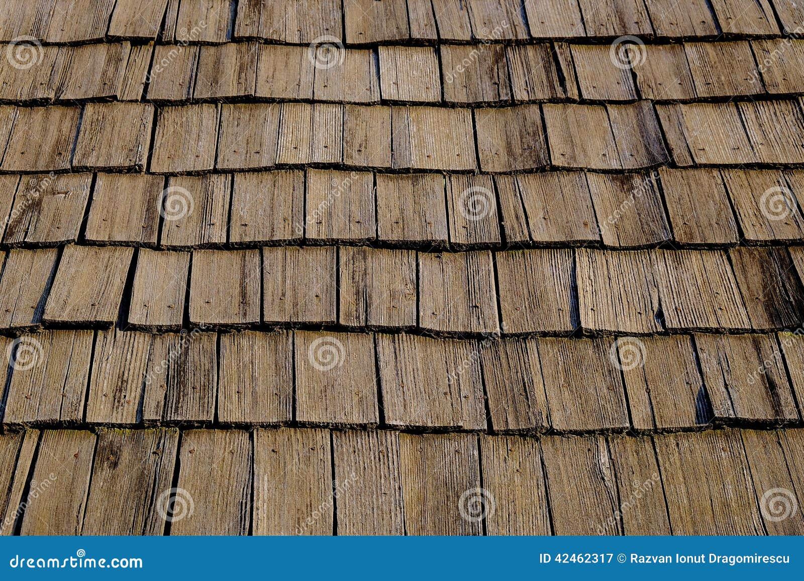 Alte Dachbeschaffenheit