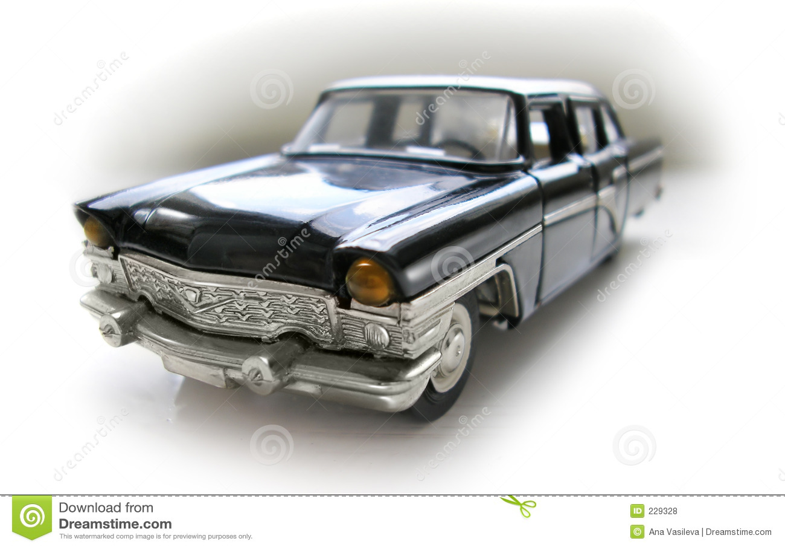 Alte die Sowjetunion-Limousine - vorbildliches Auto. Liebhaberei, Ansammlung