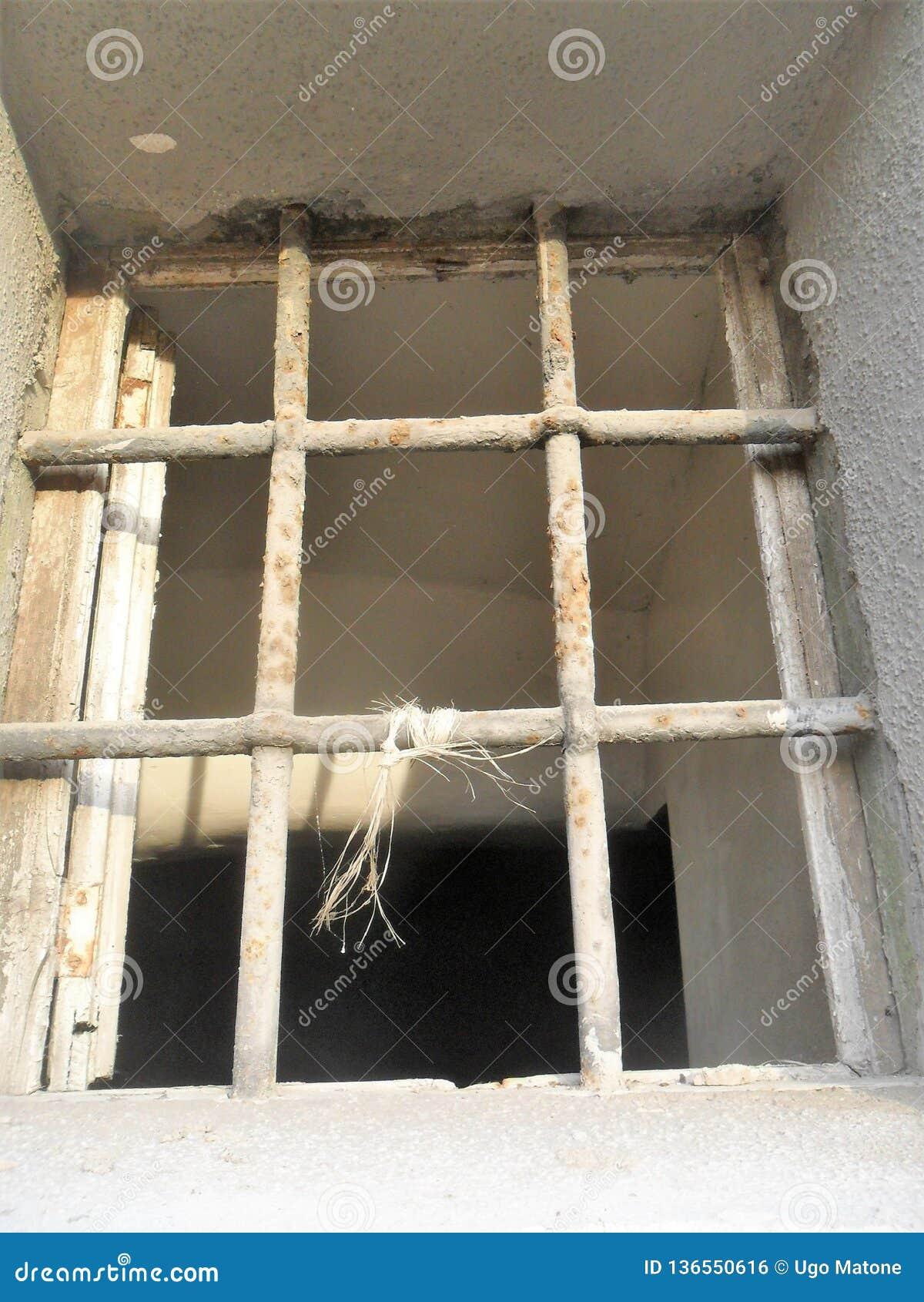 Alte Fenster in Süd-Italien