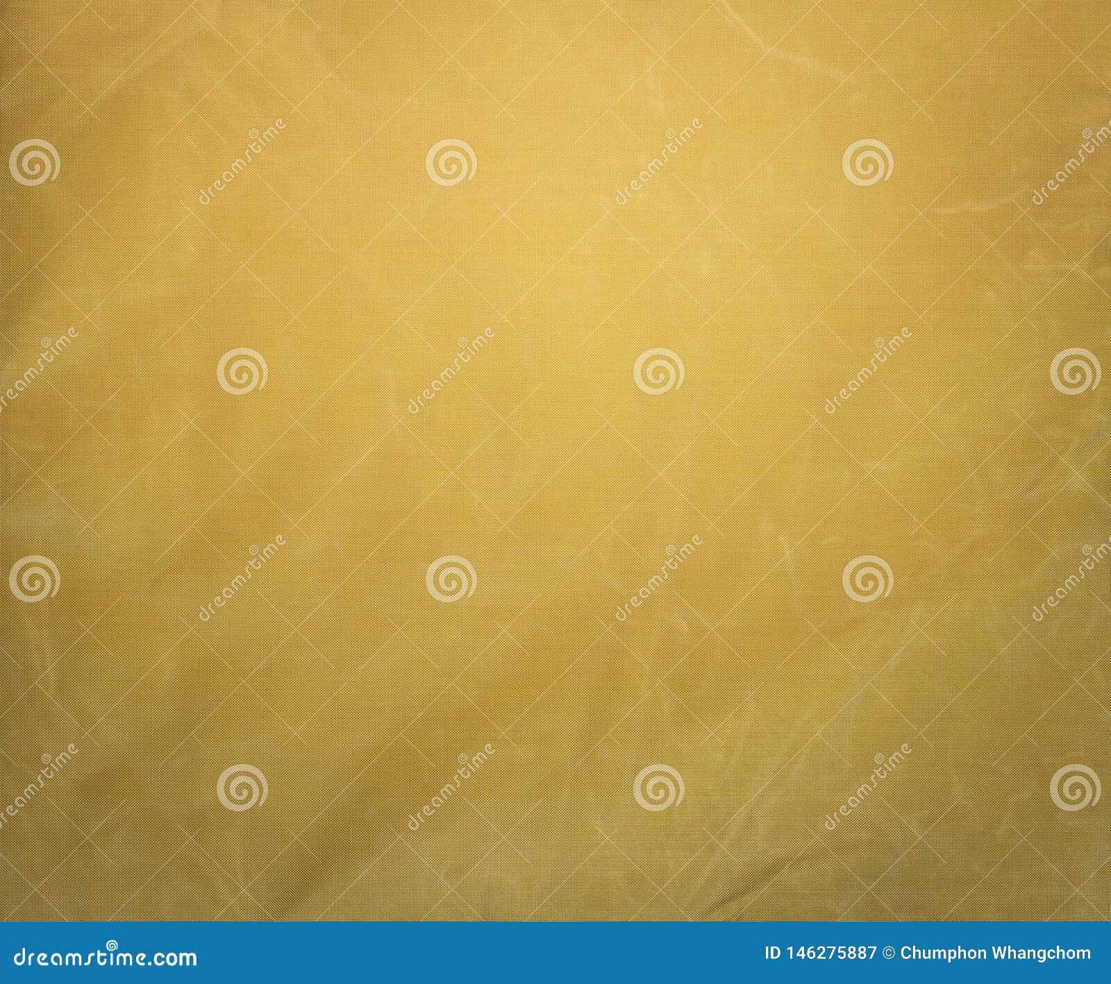 Alte Gewebebeschaffenheit Zerknitterter Textilmaterialhintergrund