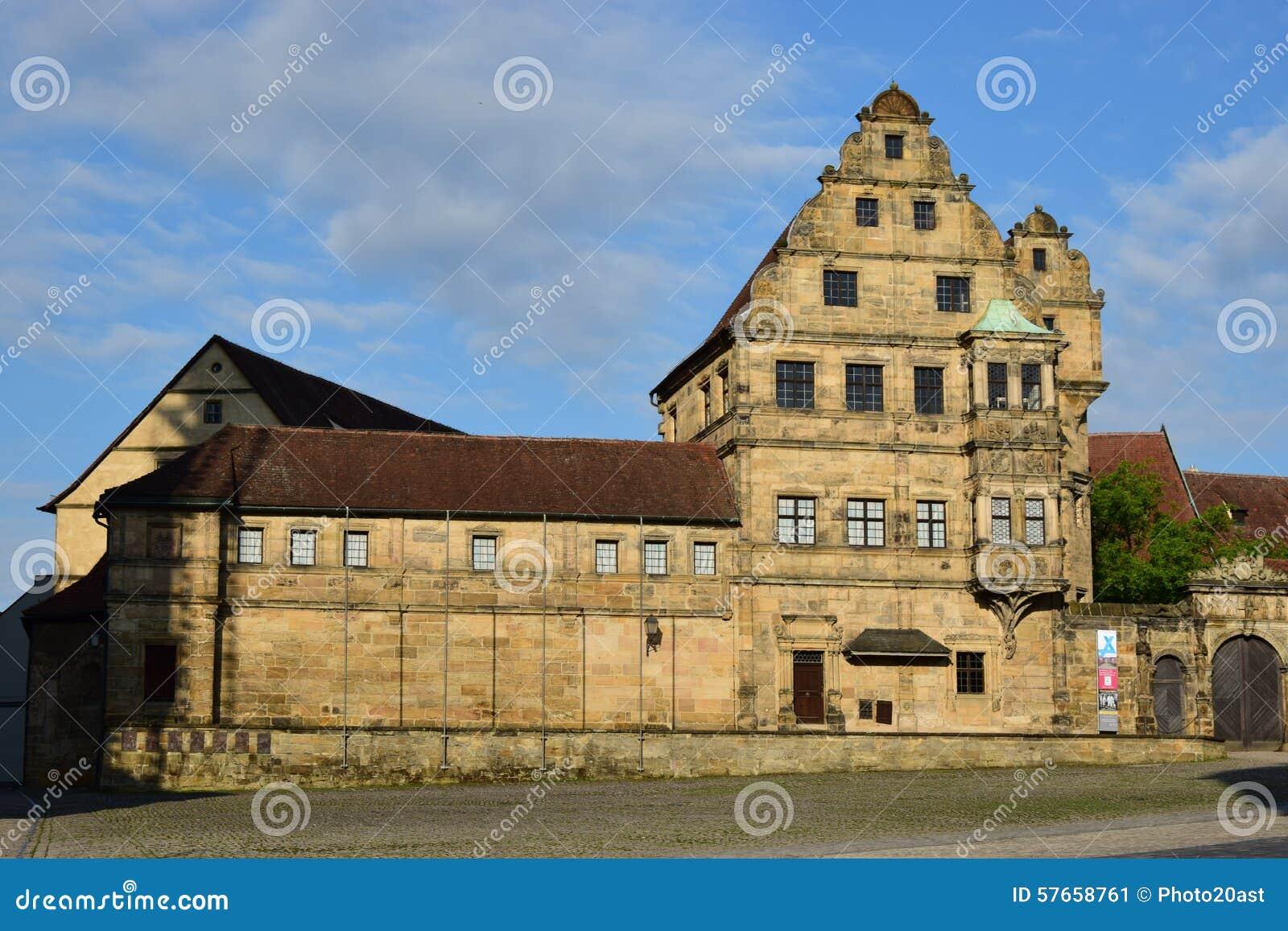 Alte Hofhaltung w Bamberg, Niemcy