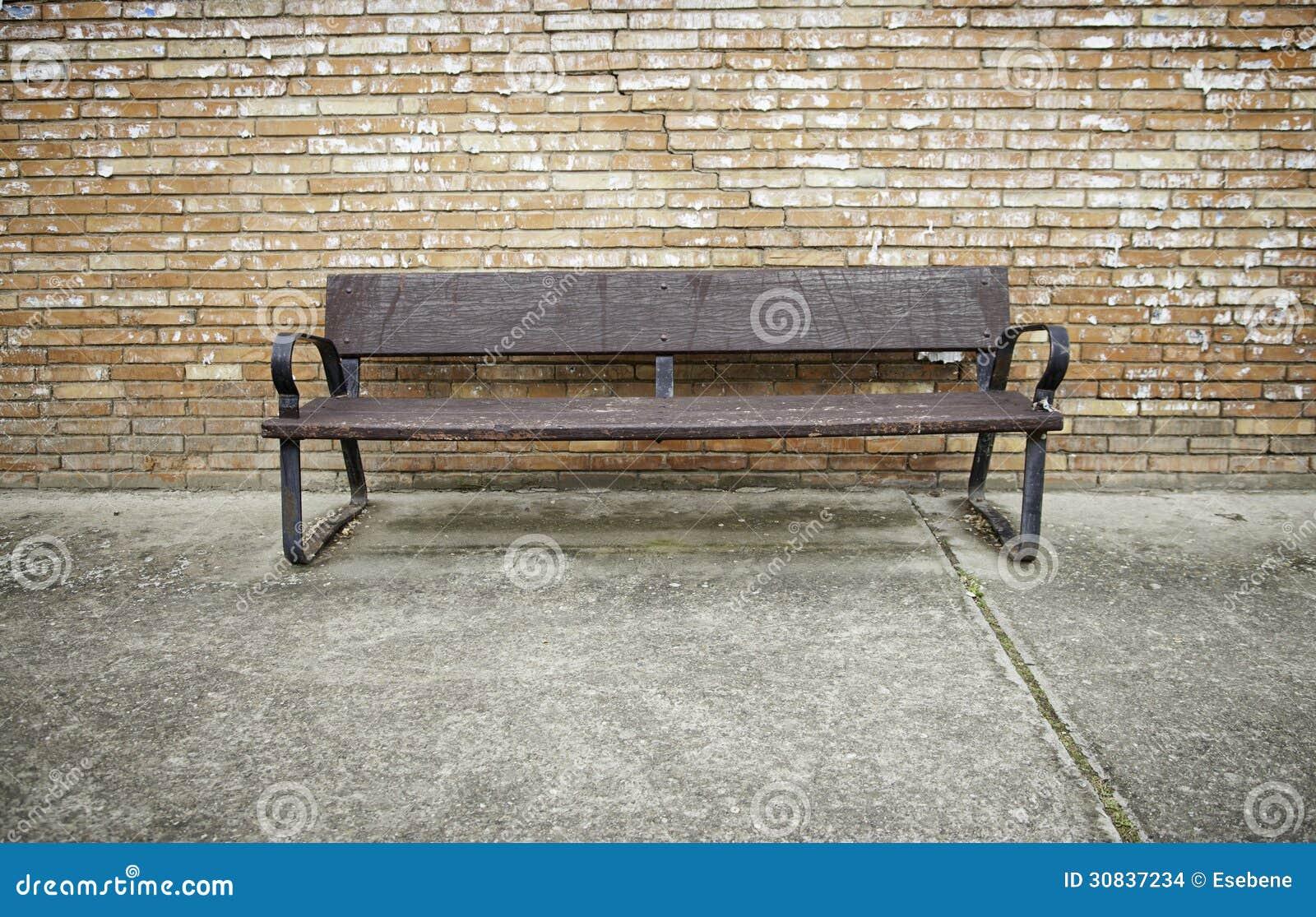 alte holzbank stockbilder bild 30837234. Black Bedroom Furniture Sets. Home Design Ideas