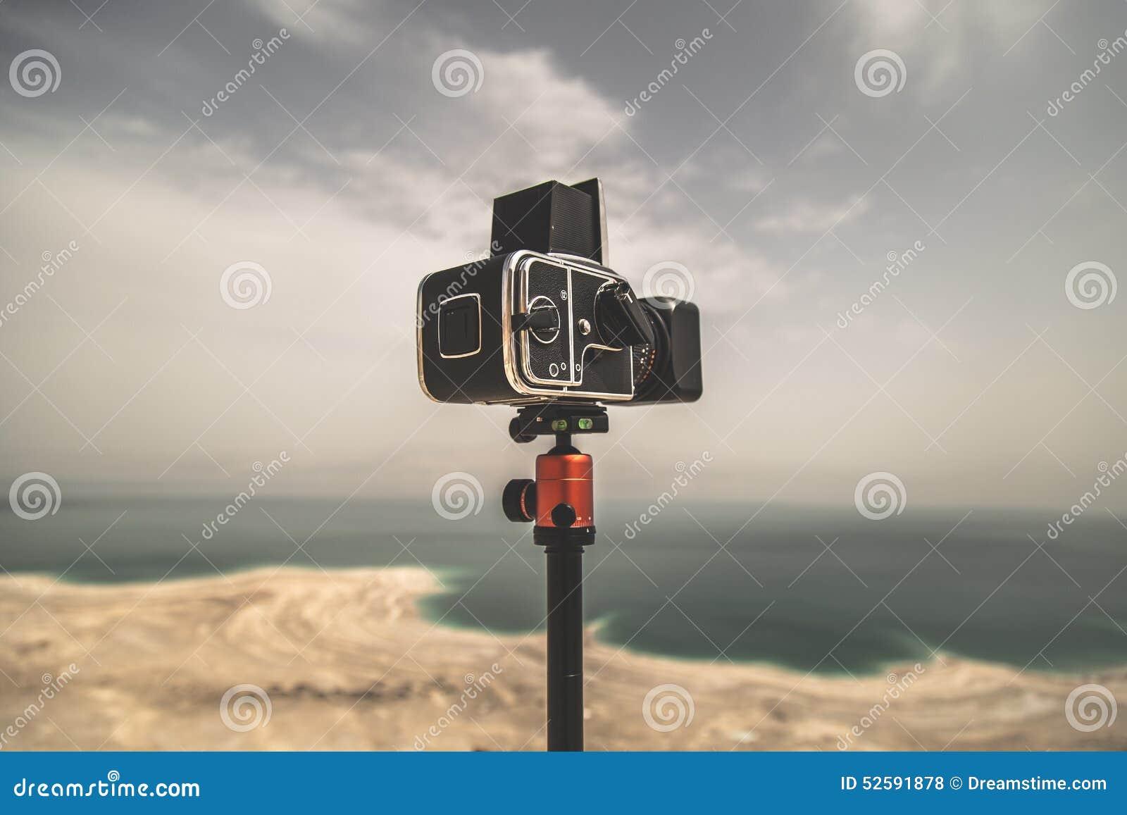 Alte Kamera-Totes Meer Israel
