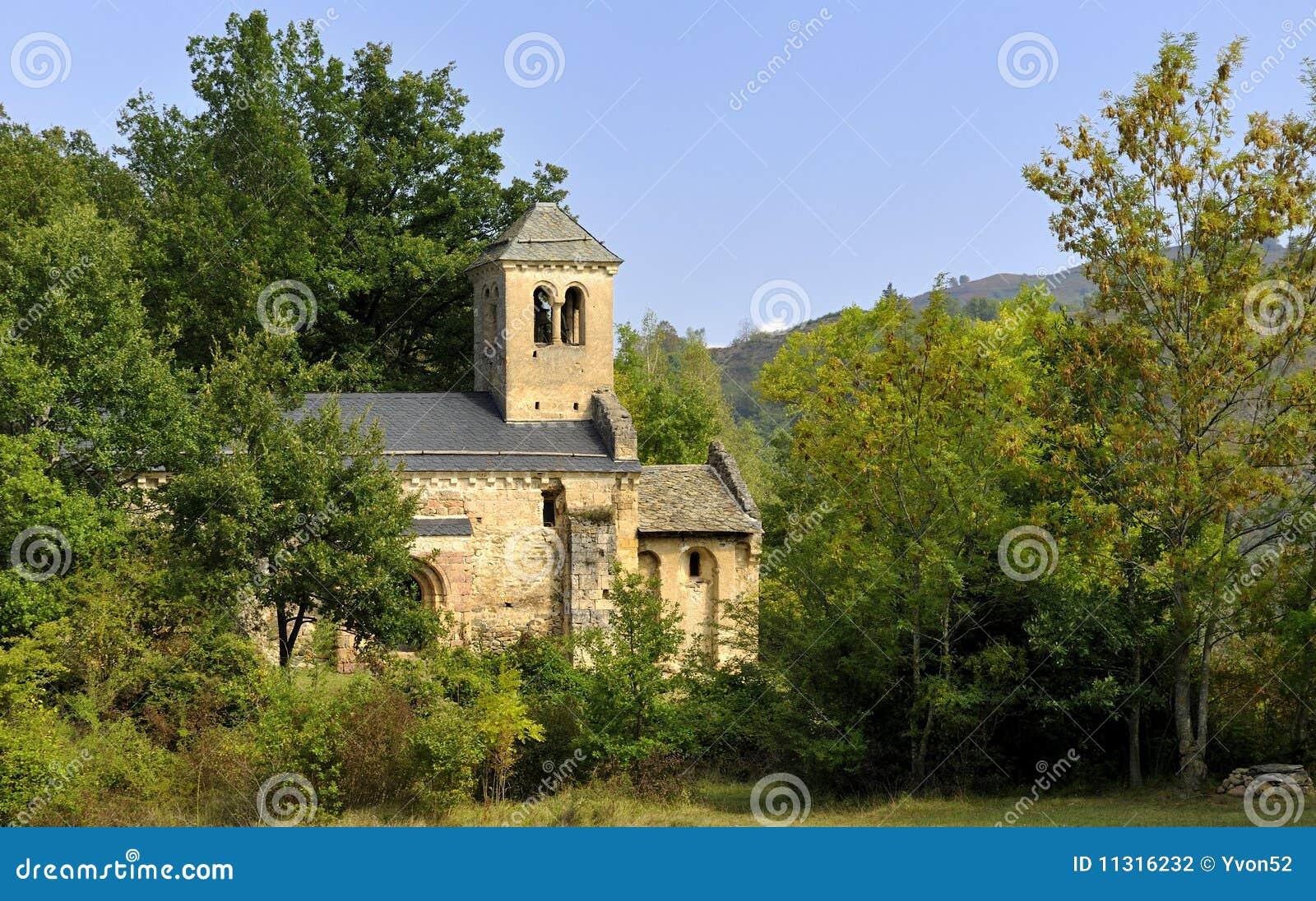 Alte Kapelle von Arnave