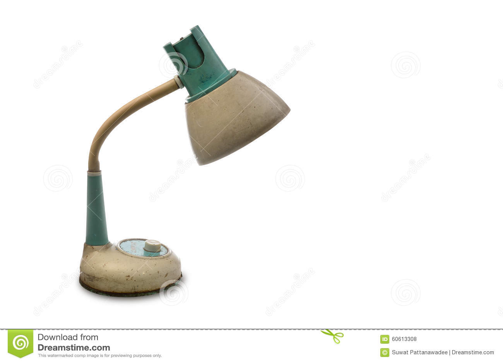 alte lampe stockfoto bild 60613308. Black Bedroom Furniture Sets. Home Design Ideas