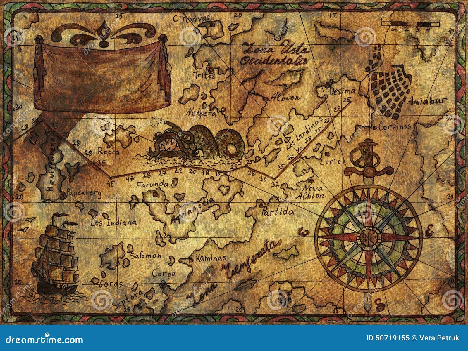 Pirate Sayings Treasure Island