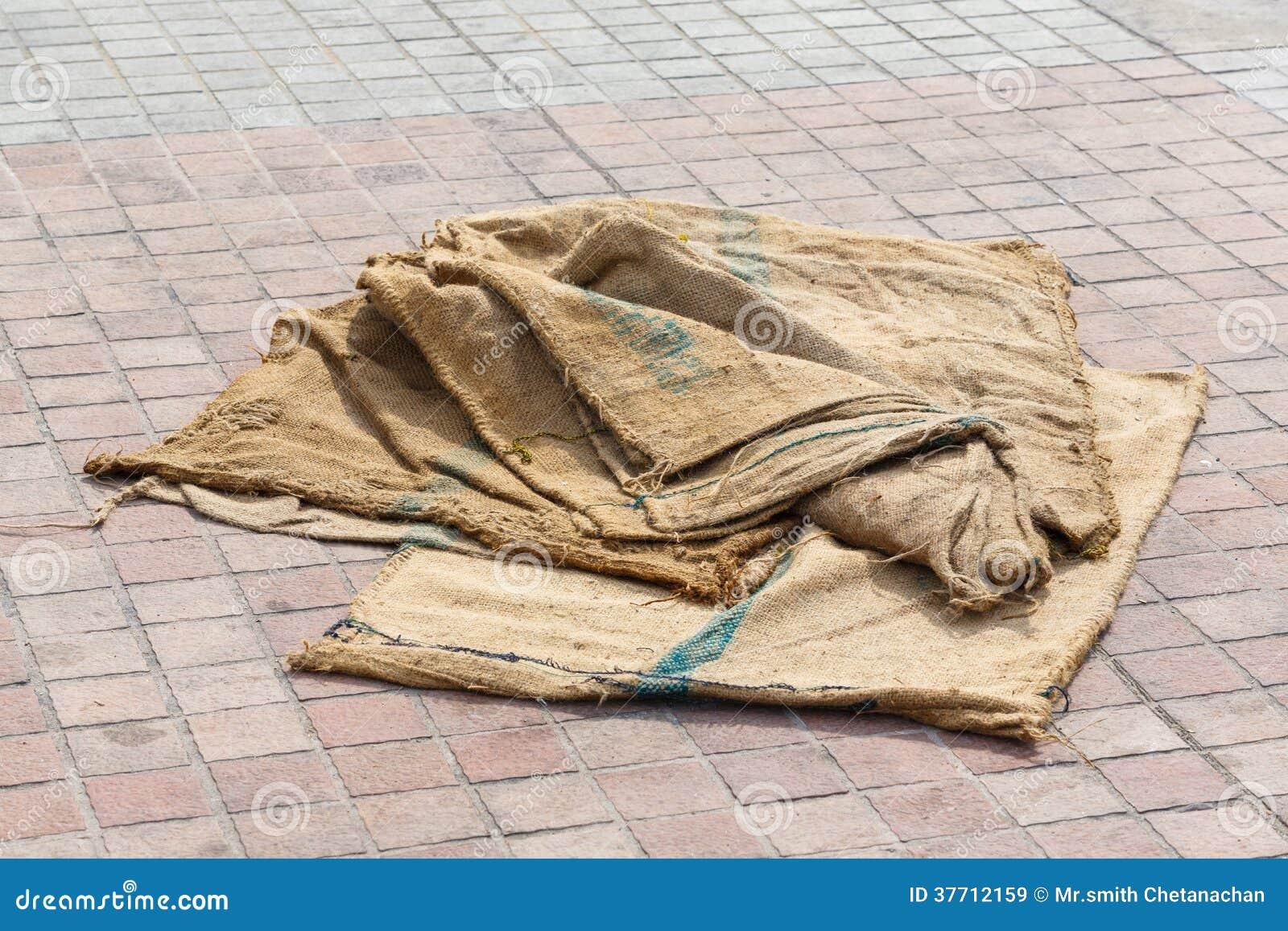 Fußboden Braun Buffel ~ Alte säcke stockbild bild von leinen muster braun