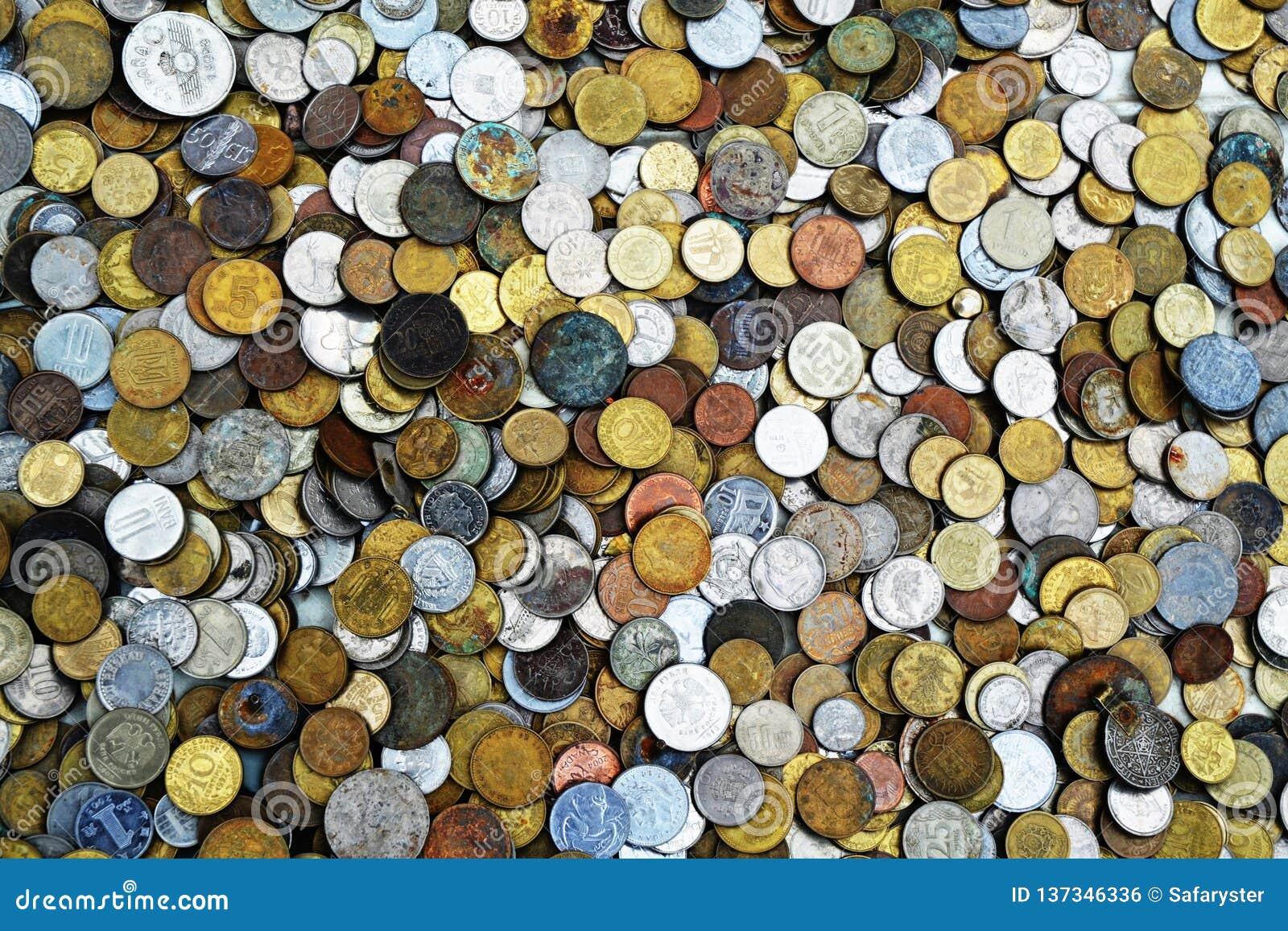 Alte Sachen-Münzen