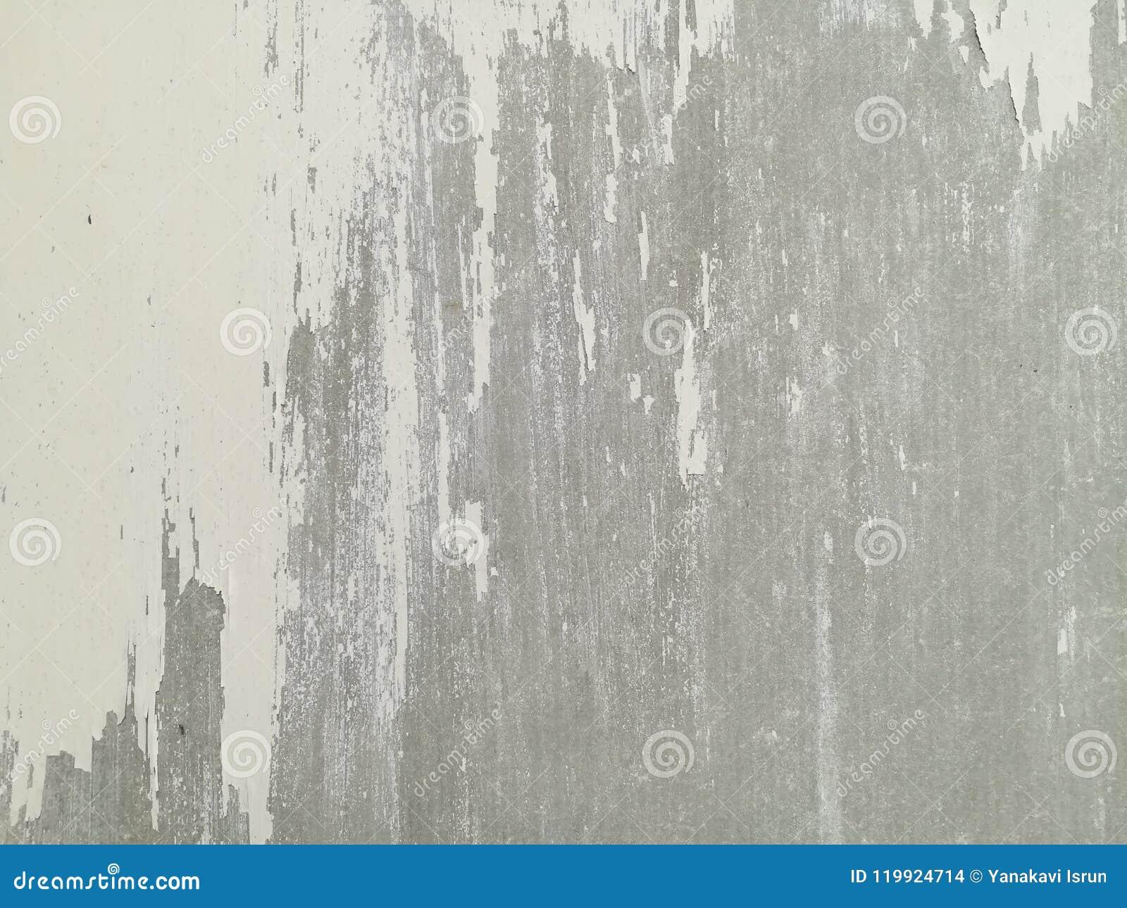 Alte Schmutz-Wand, aber es muss auch zu ekeln die Grenzen geben, weil Sie wissen, dass wir auch ein Stückchen des Schmutzes und d