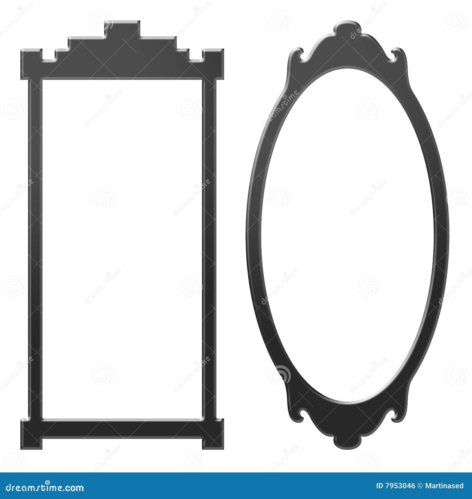 Alte spiegel lizenzfreies stockbild bild 7953046 for Spiegel hintergrund
