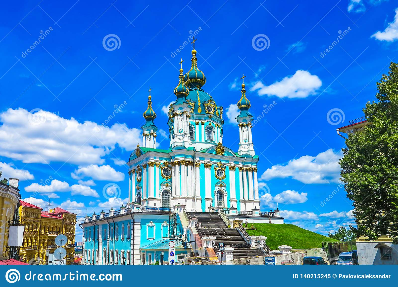Alte Stadt 07 Kiews