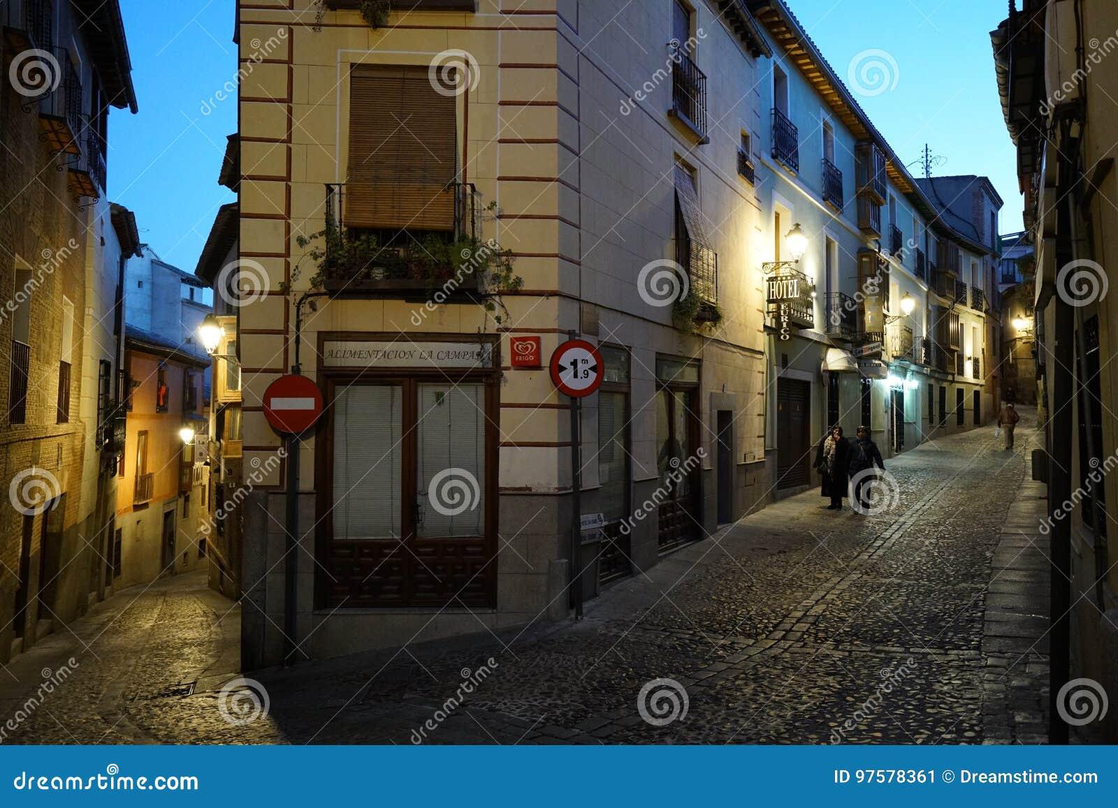 Alte Stadt Toledos