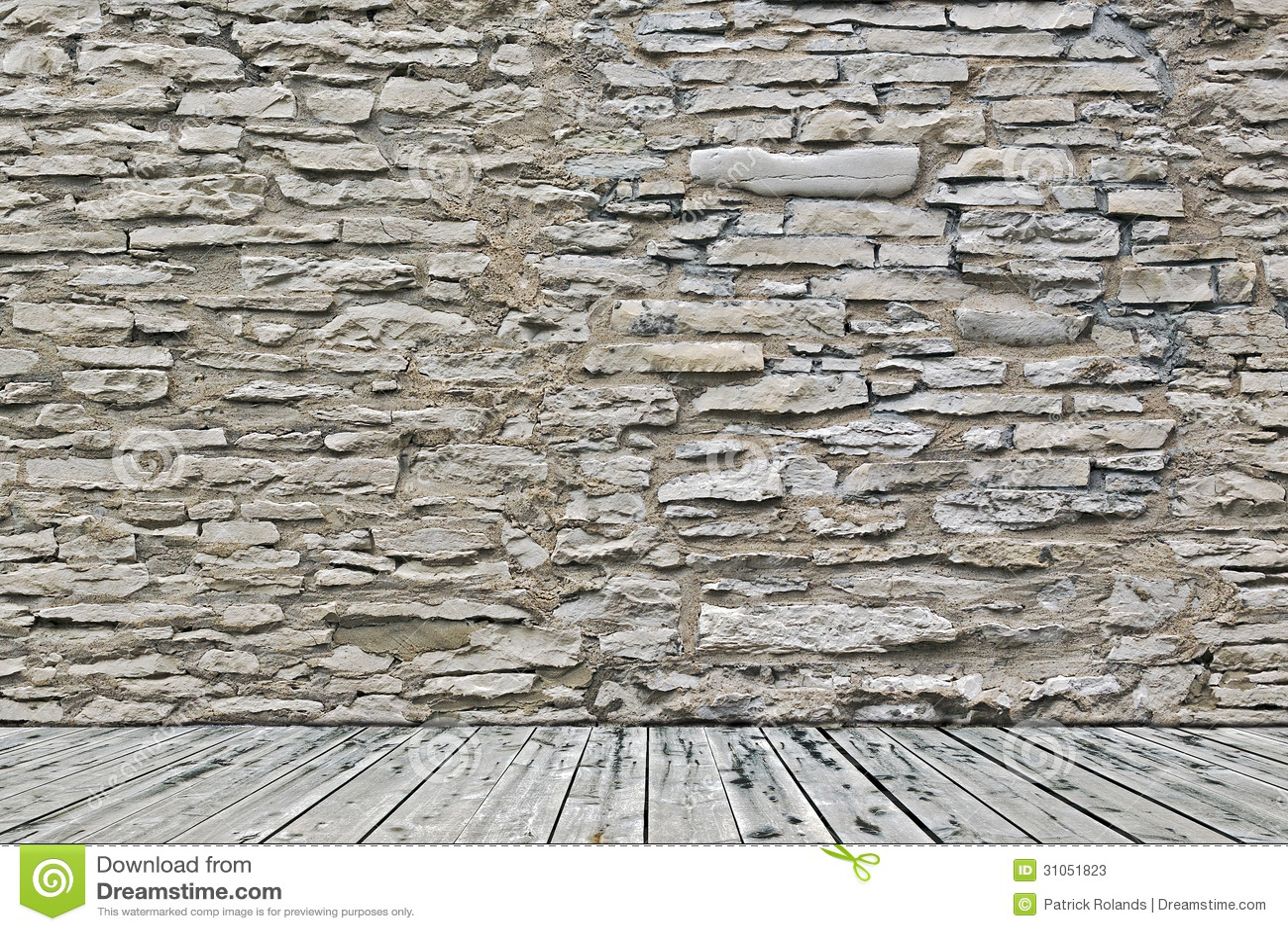 Alte Steinwand Stockfotos - Bild: 31051823