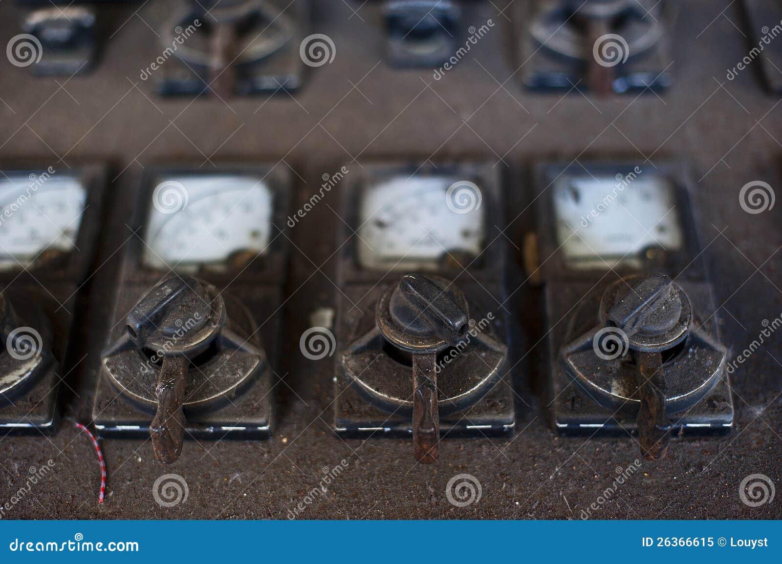 Alte Triebwerkanlagekontrollen