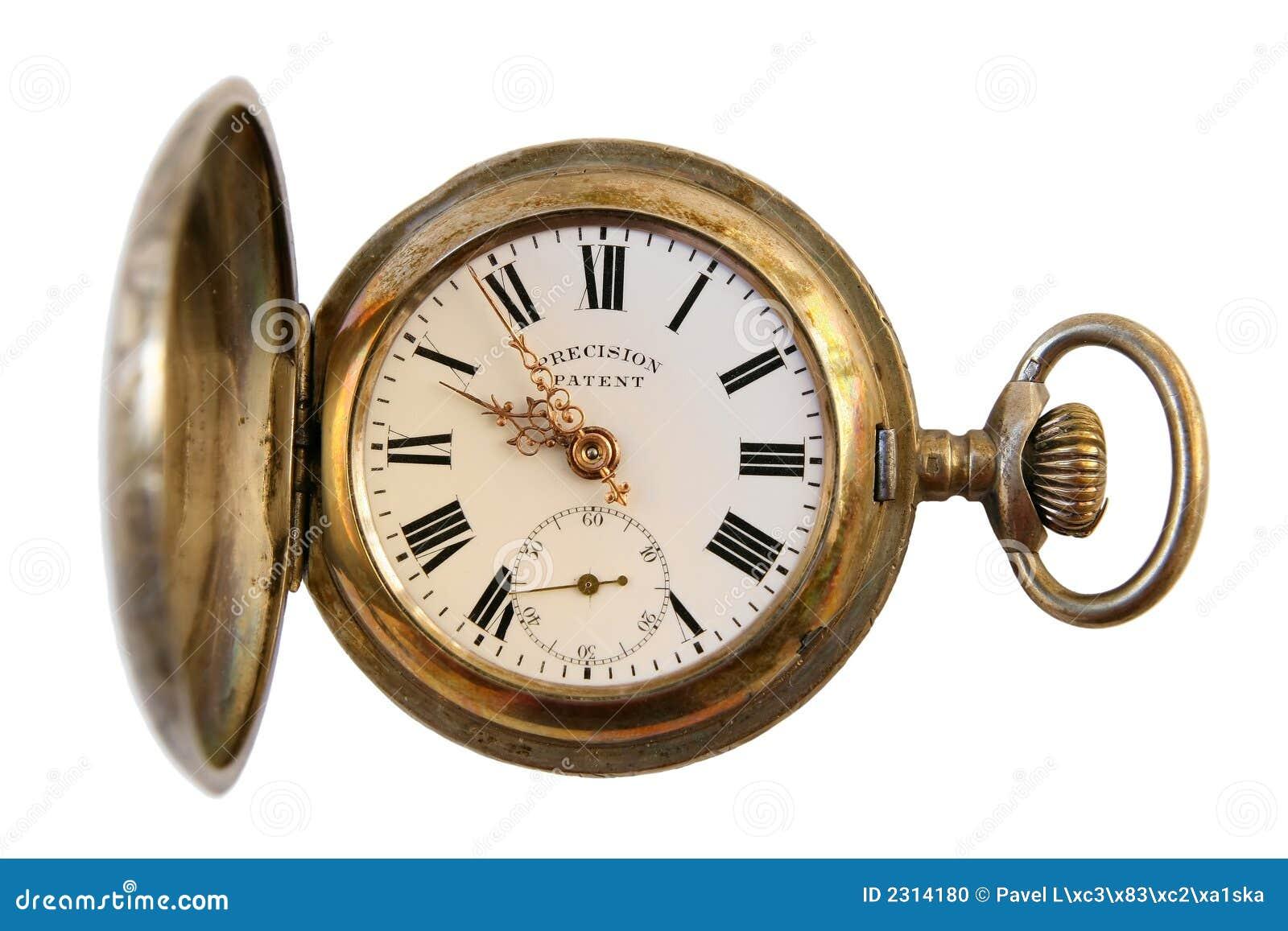 alte uhr stockfoto bild von minuten timepiece stunden 2314180. Black Bedroom Furniture Sets. Home Design Ideas