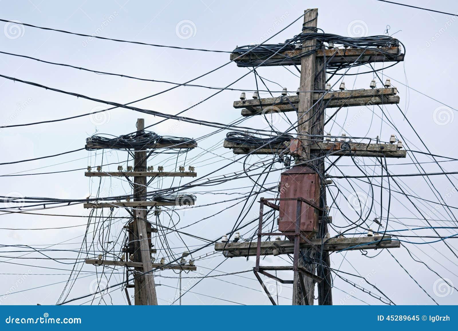 Tolle Verdrahtete Kommunikation Zeitgenössisch - Elektrische ...
