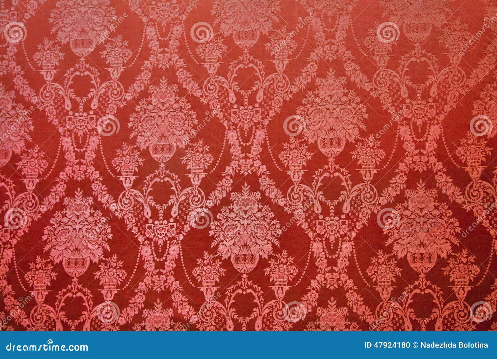Alte Wandverkleidung Aus Stoff Stockfoto - Bild von zuhause, tuch ...