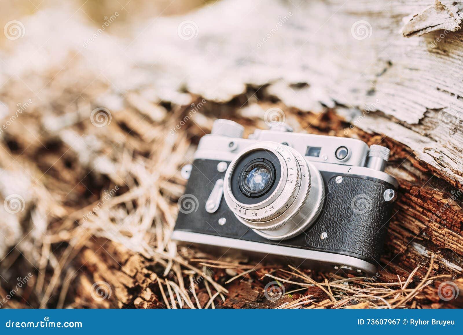 Alte weinlese klein format entfernungsmesser kamera 1950 1960s