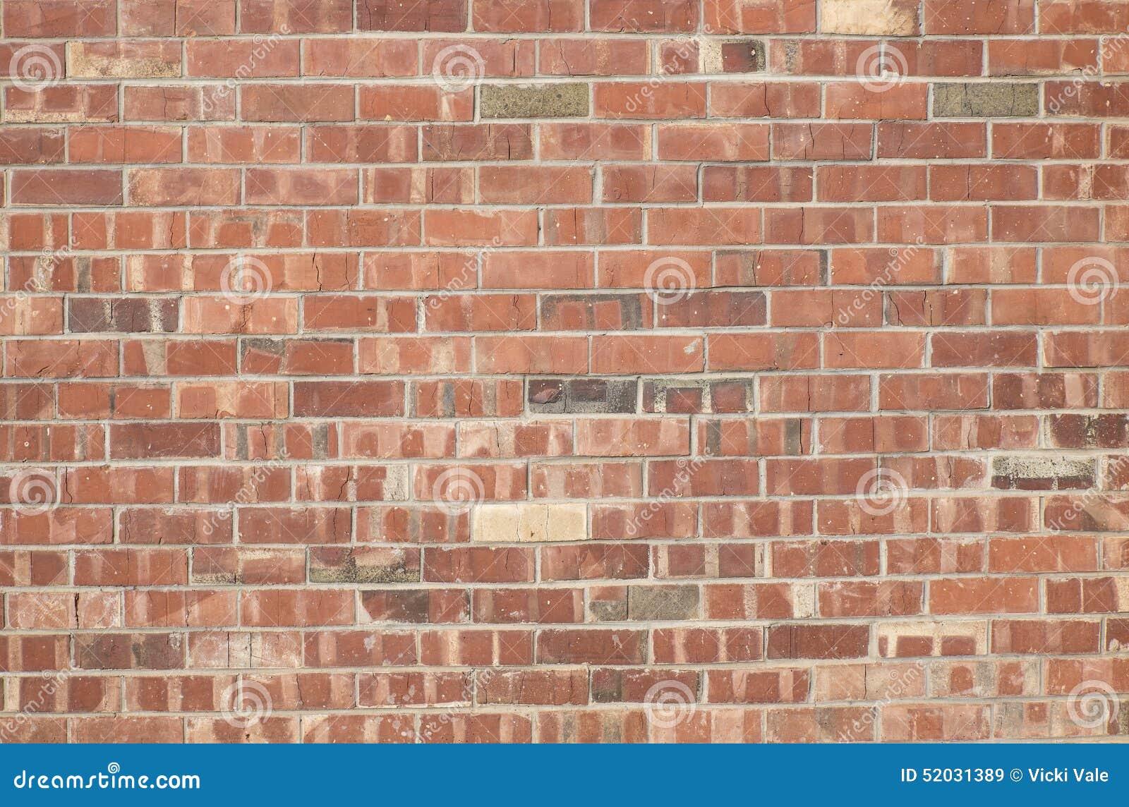 Alter Backsteinmauer-Hintergrund Stockbild - Bild von ungerade ...