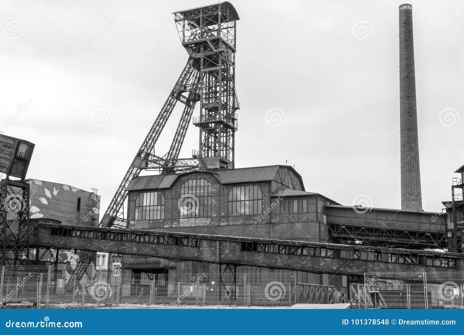 Alter Fabrikhochofen