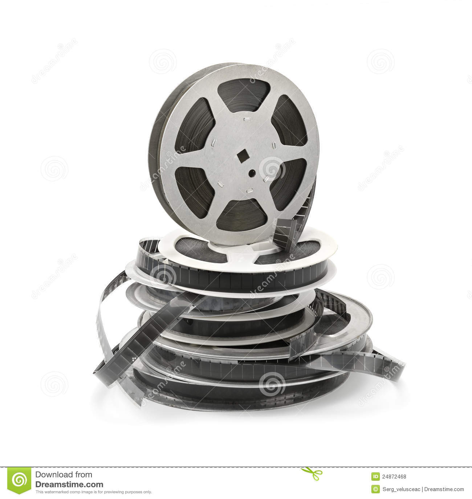 Alter Filmstreifen