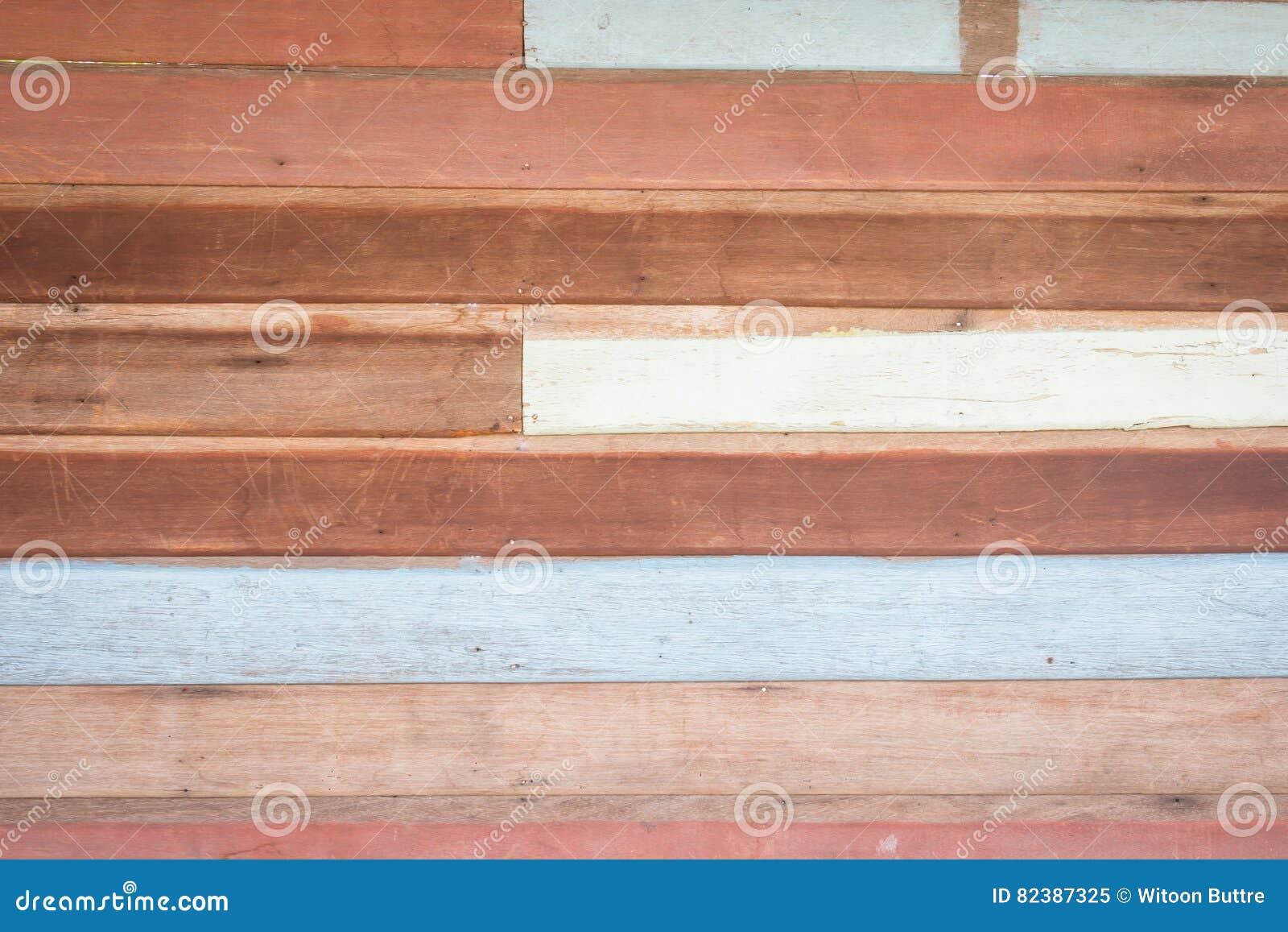 Alter hölzerner Plankenwandhintergrund