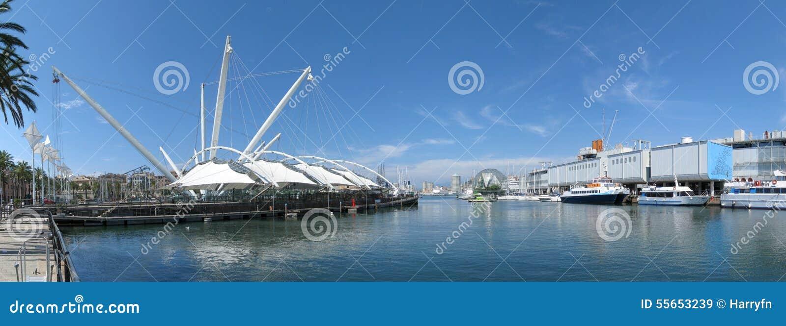 Alter Kanal von Genua