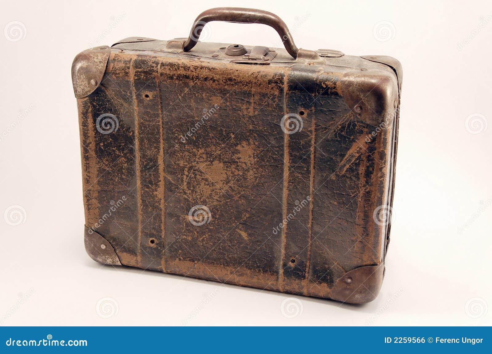 alter koffer stockfoto bild von gep ck foto besuch. Black Bedroom Furniture Sets. Home Design Ideas