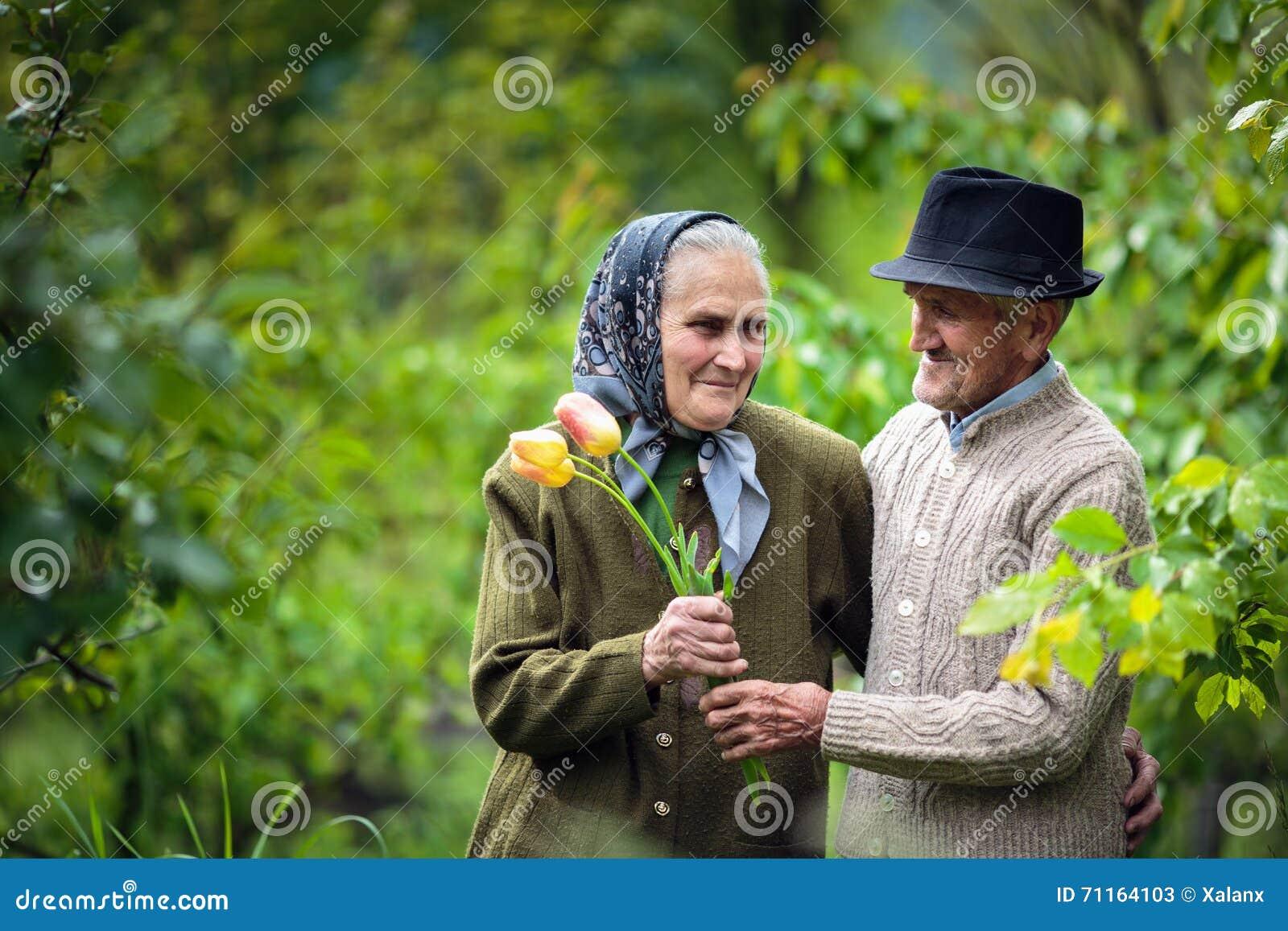 Dating für ältere Menschen