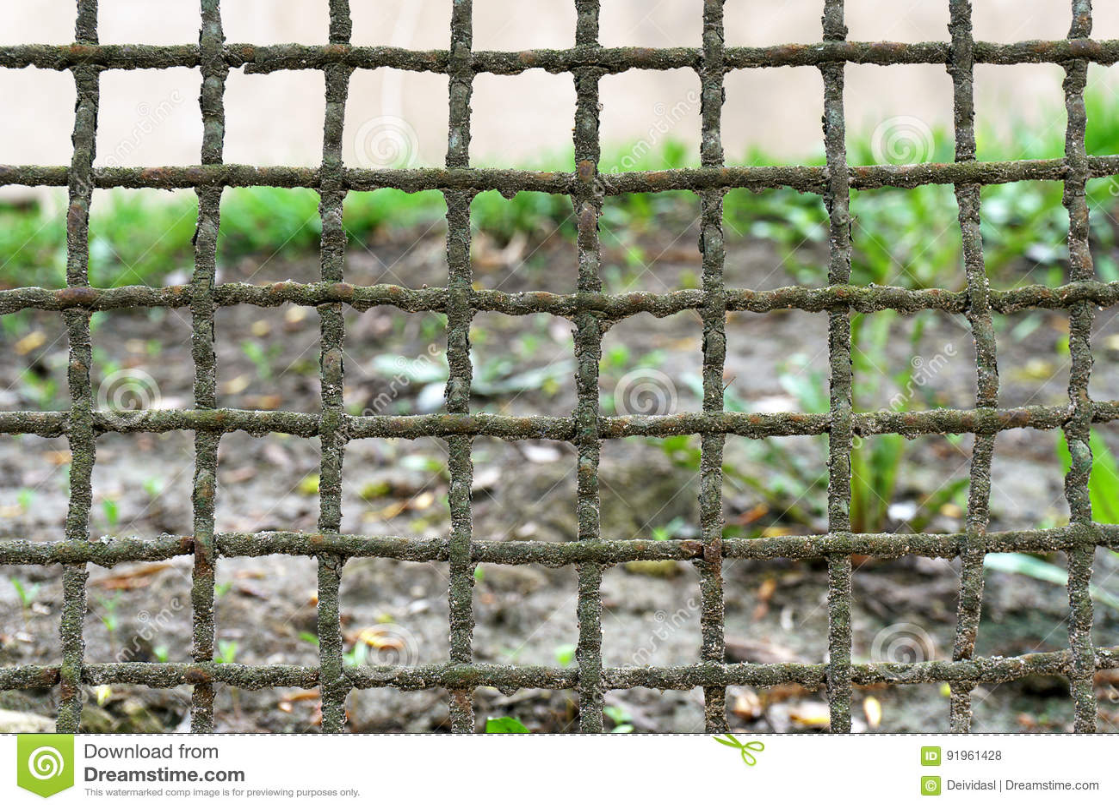 Entzückend Metallzäune Bilder Sammlung Von Pattern Alter Metallzaun Stockfoto. Bild Von Weinlese,
