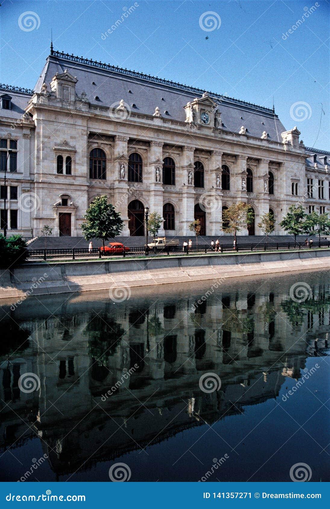 Alter Palast in BUcuresti - Rumänien