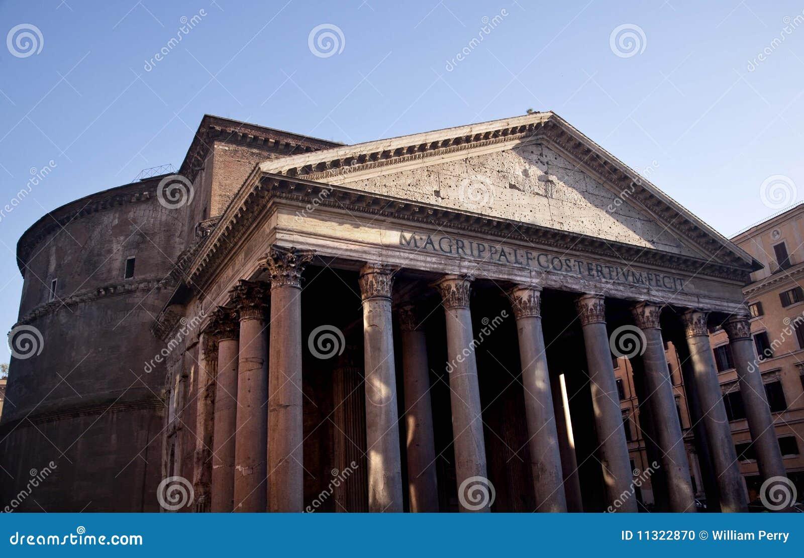 Alter Pantheon Rom Italien