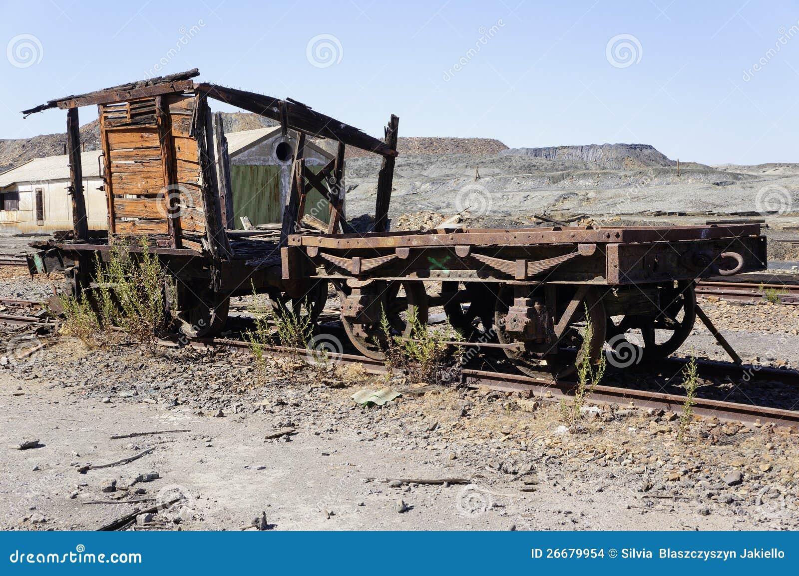 Alter Serienlastwagen