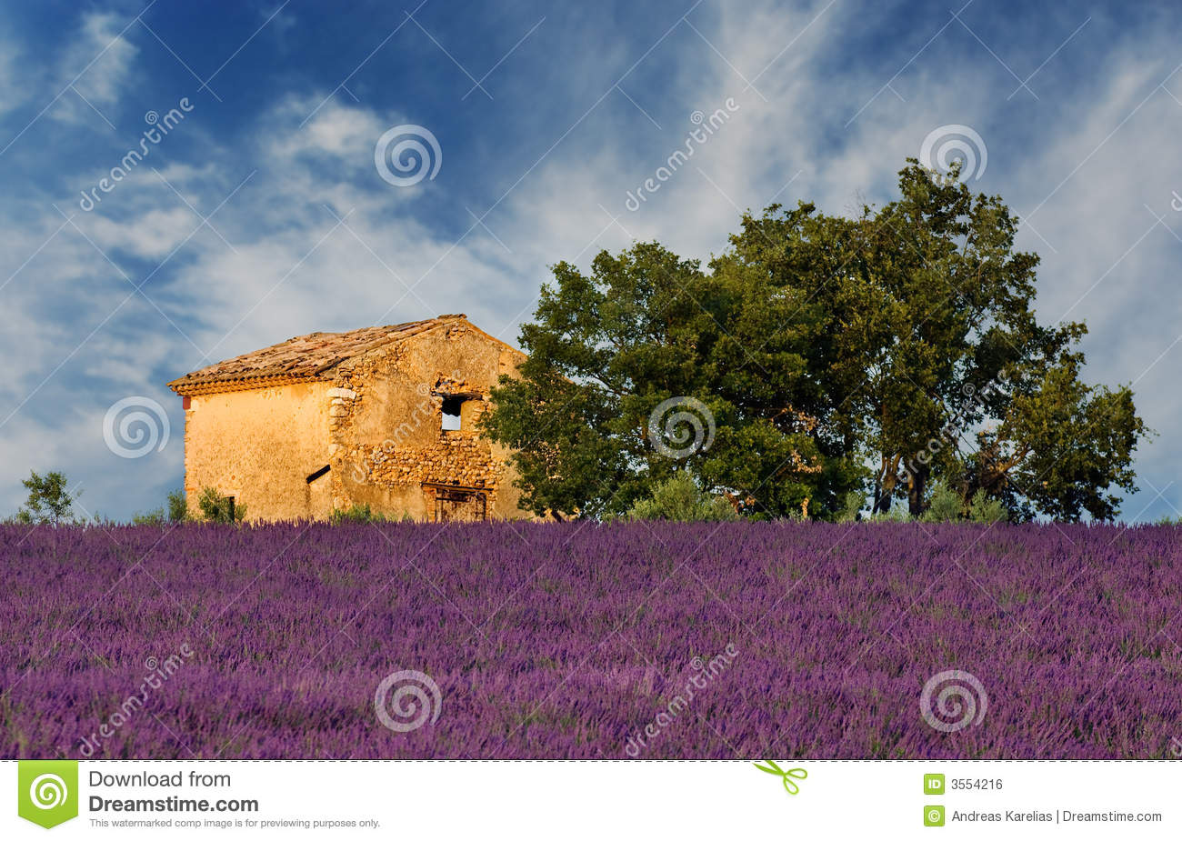 Alter Stall in Provence