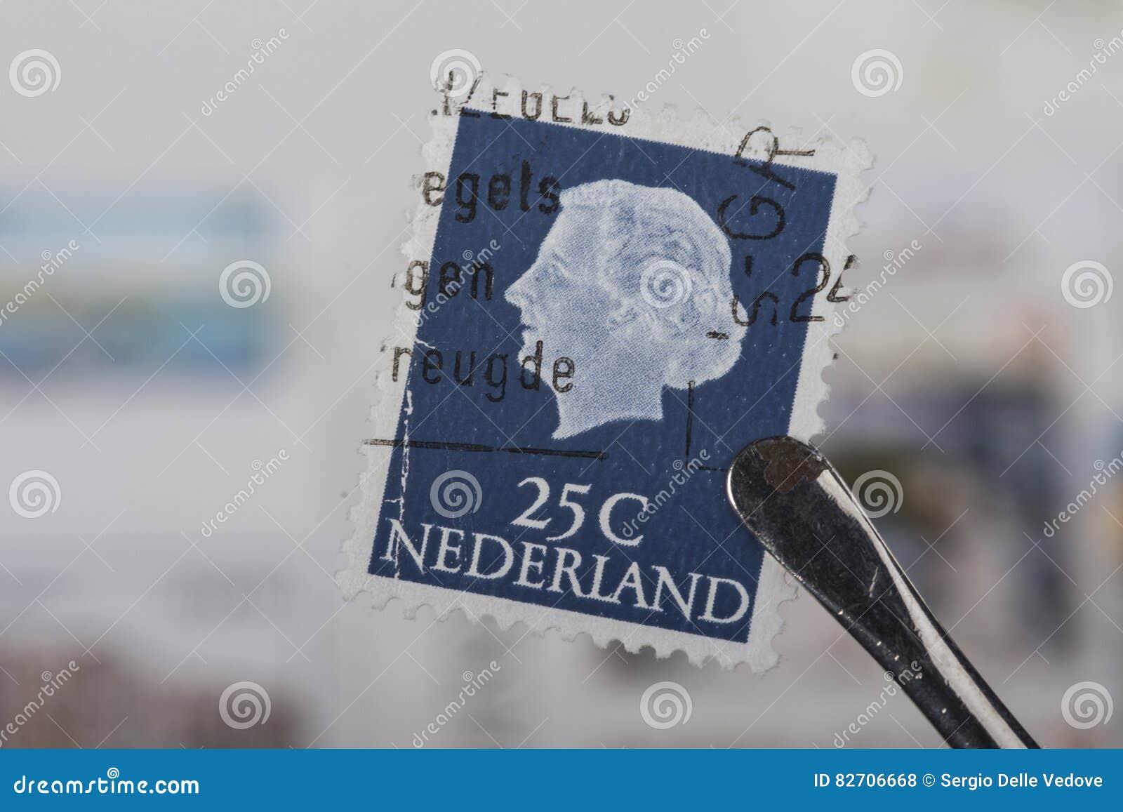 Niederlande & Kolonien Angemessen Briefmarken Niederlande Europa