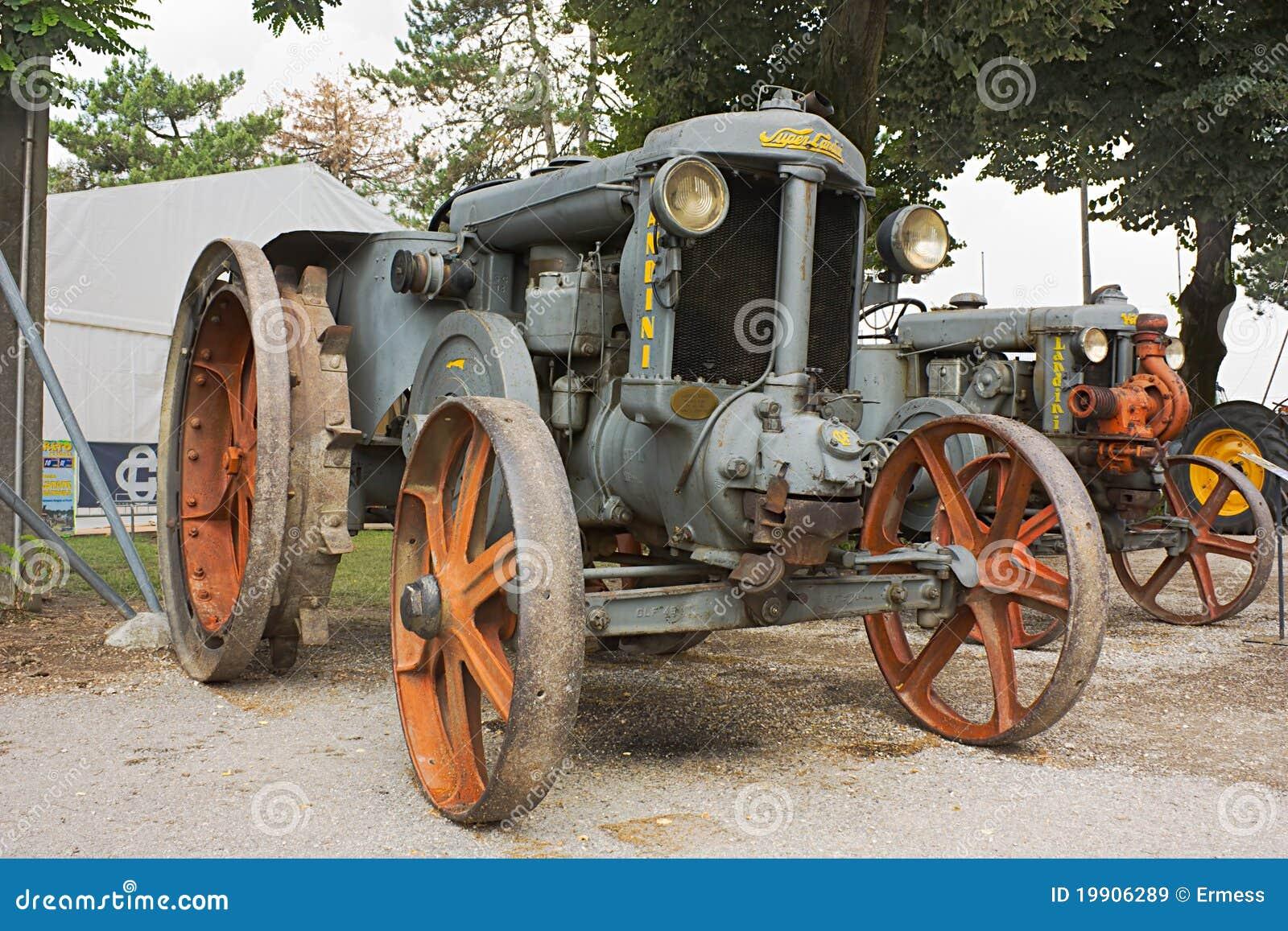 Traktordatierung Website