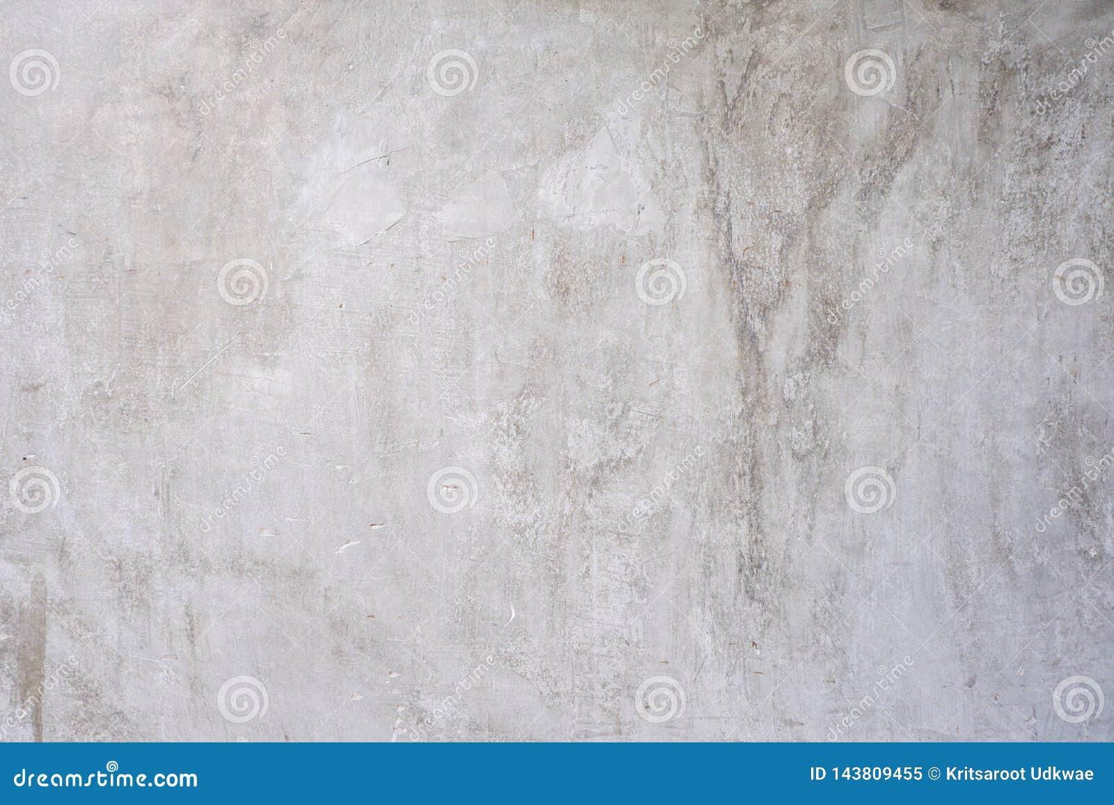 Alter und schmutziger Zementwand-Beschaffenheitshintergrund