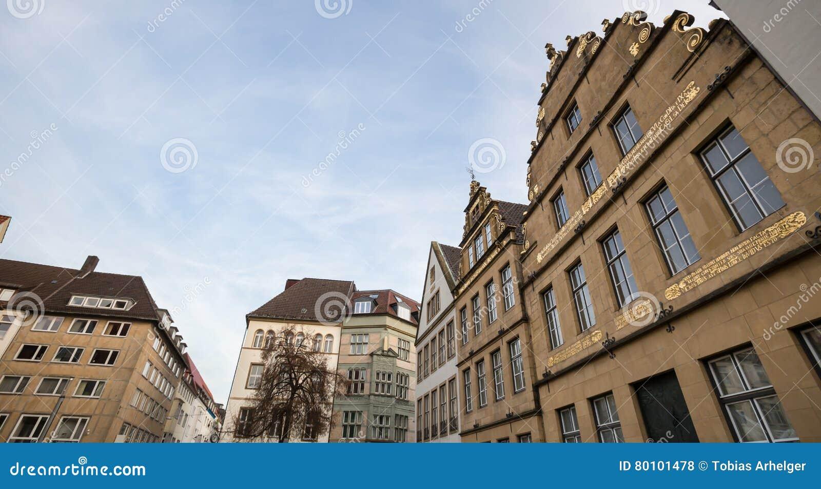 Altere o markt bielefeld Alemanha