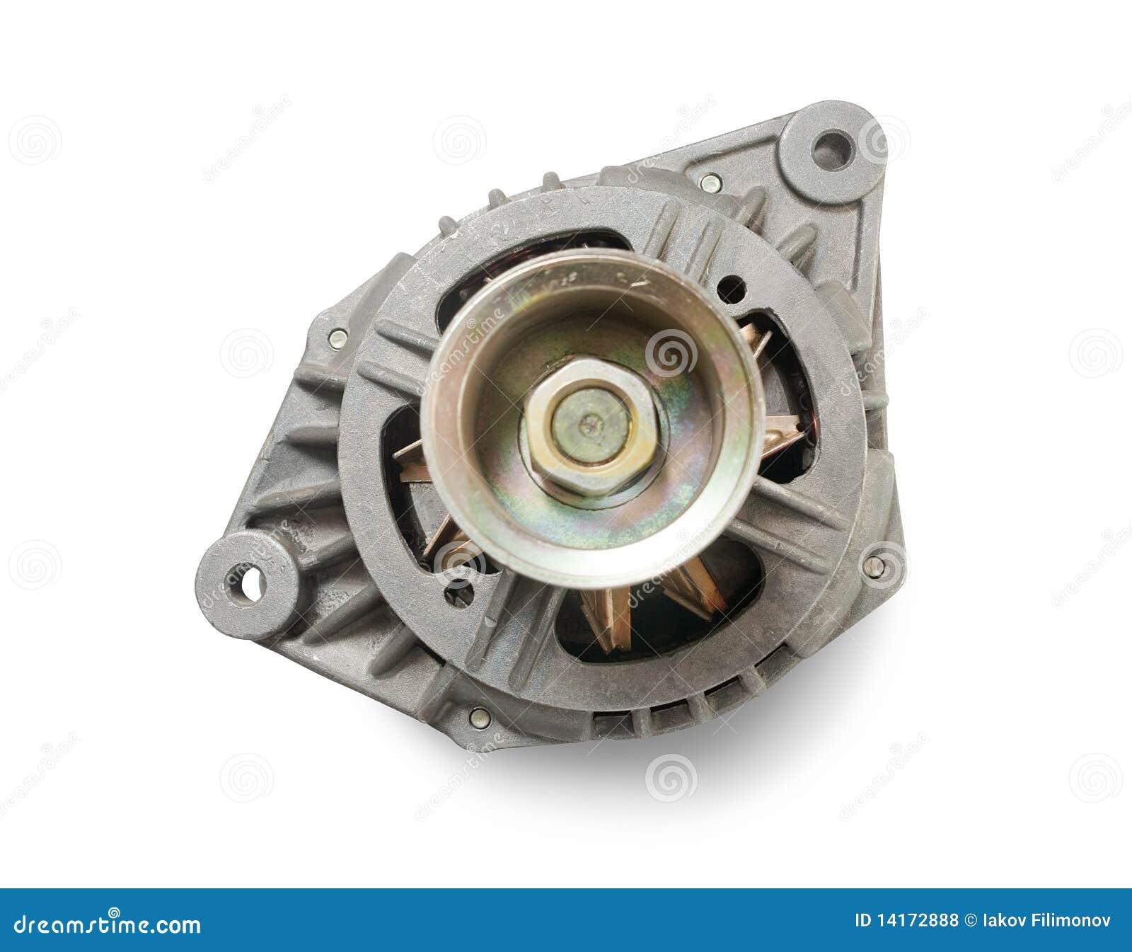 Alternador automotor