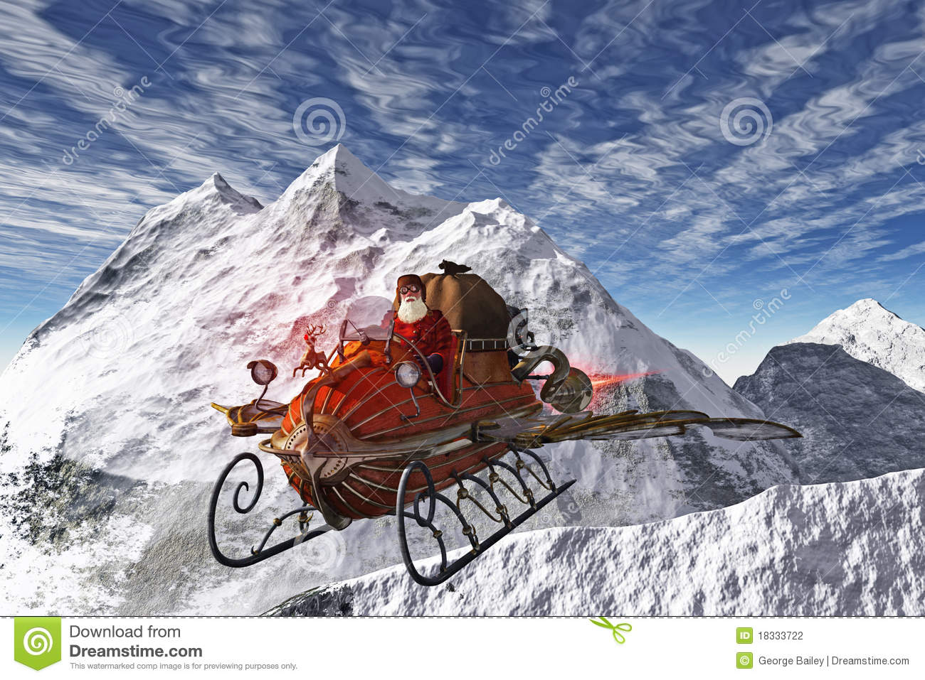 Santa And His Sleigh Template | Search Results | Calendar 2015