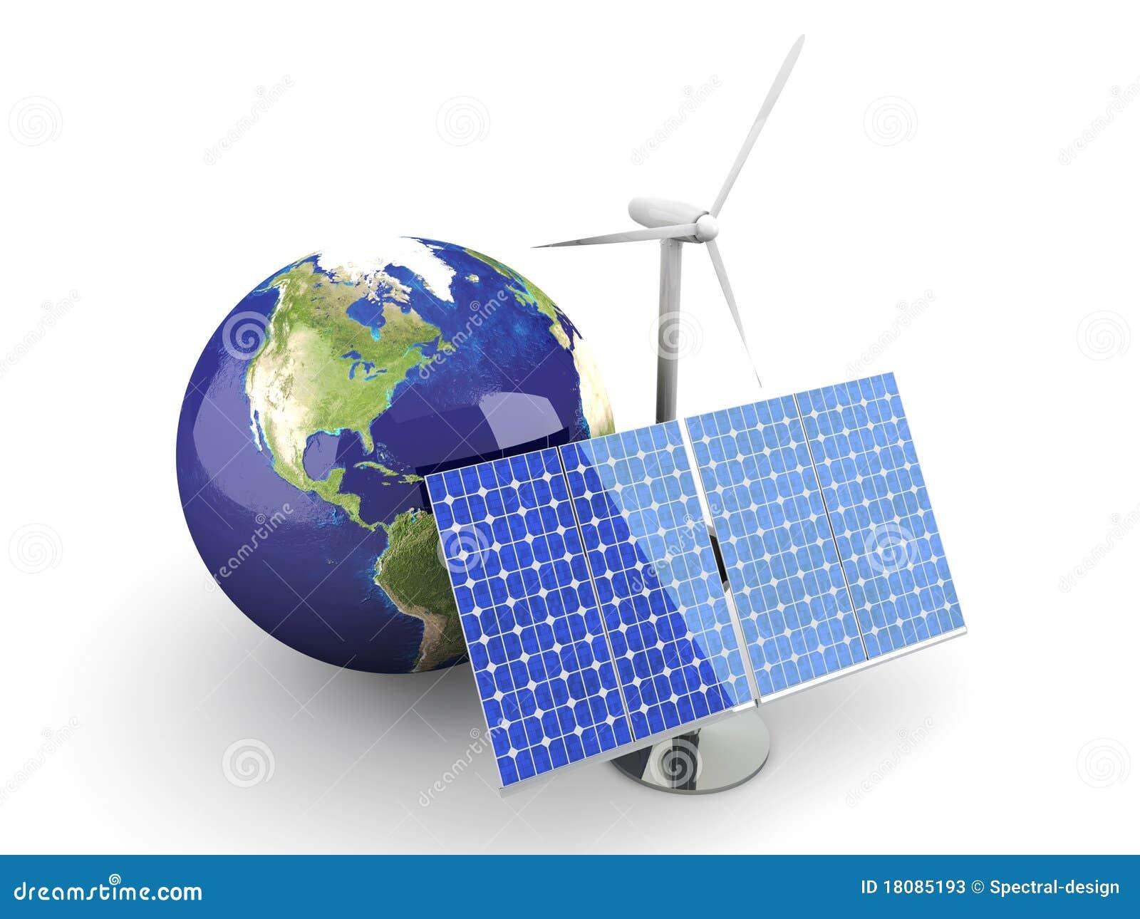 Alternativ energi USA