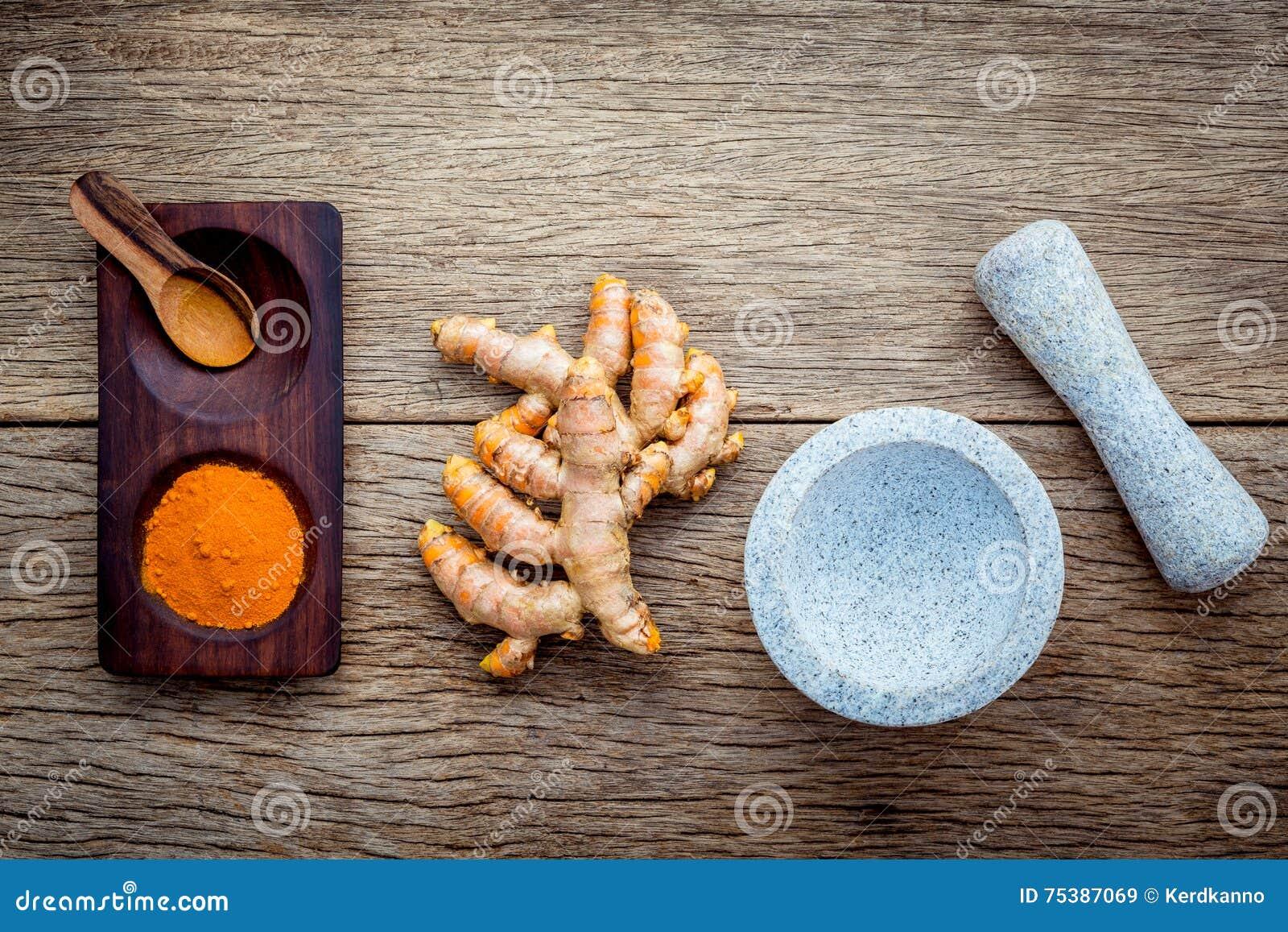 Alternativa ingredienser för hudomsorg Hemlagat skura curcumin p