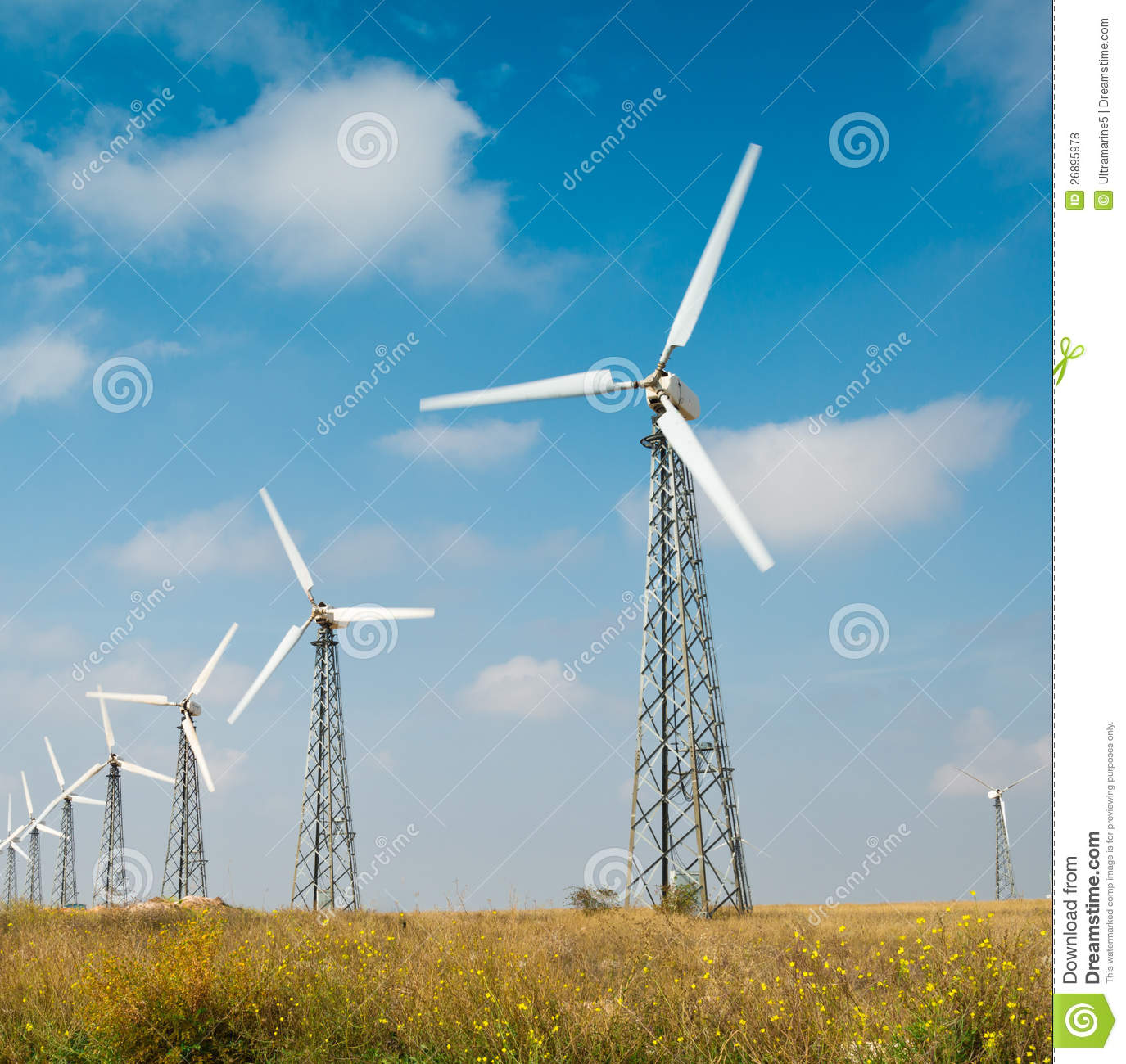 Alternative Energy Source Royalty Free Stock Photos - Image: 26895978