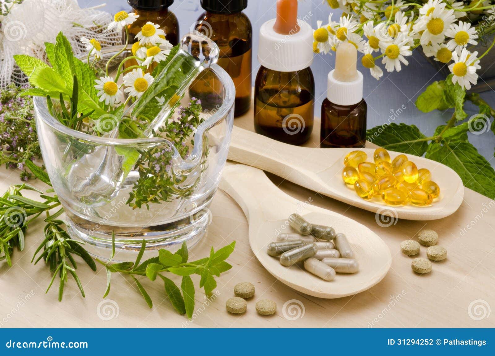 Different herbs royalty free stock image image 16265346 - Alternativmedizin Stockfotografie
