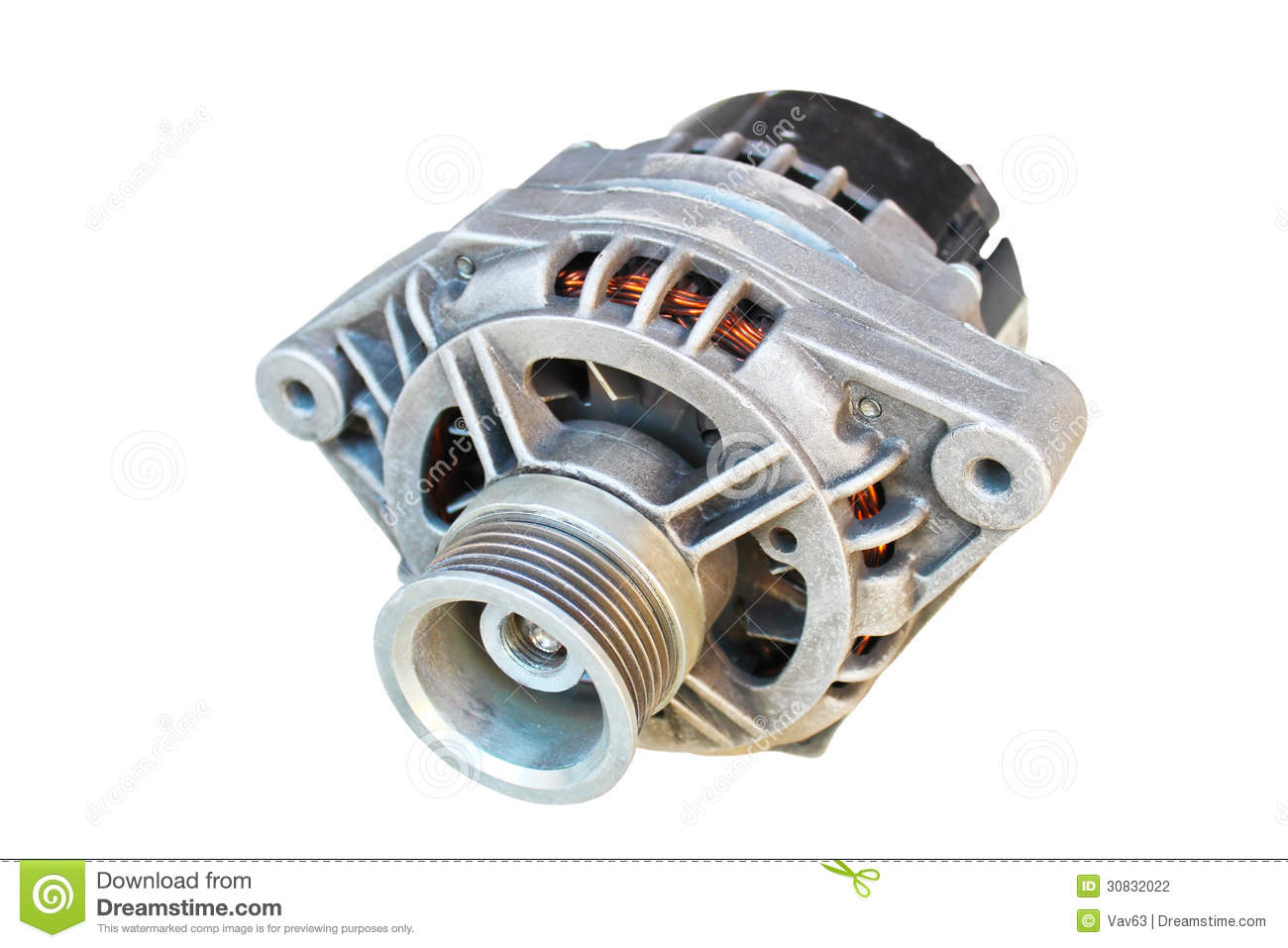 Alternatore automobilistico