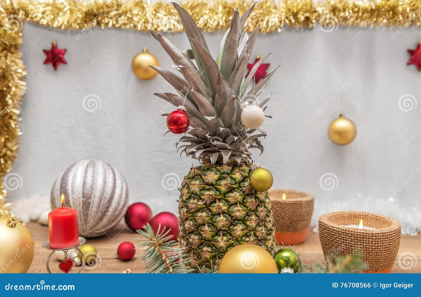 Alternatywa dekorująca choinka