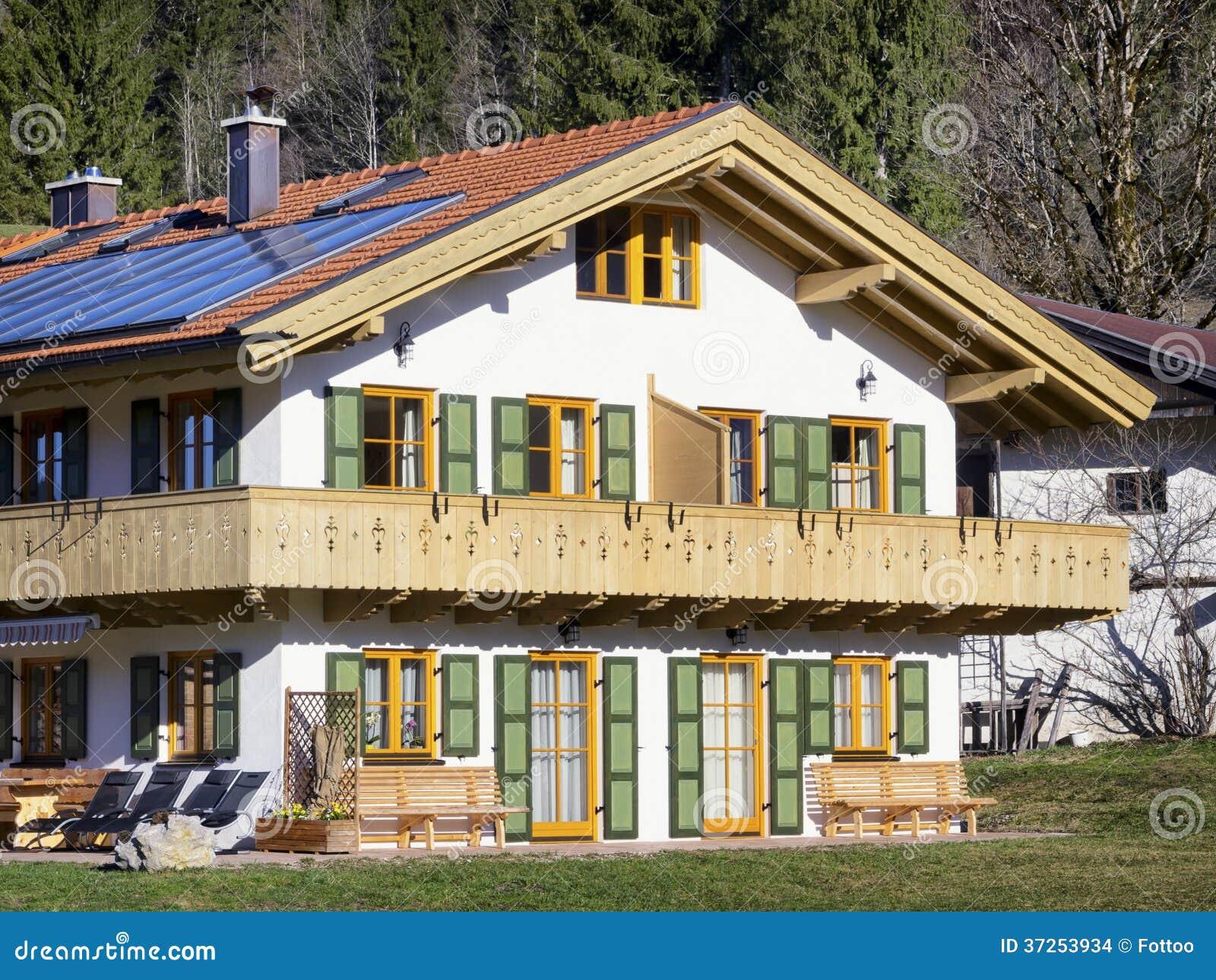 Bauernhaus Bayern altes bauernhaus stockfoto. bild von bayern, europäisch - 37253934